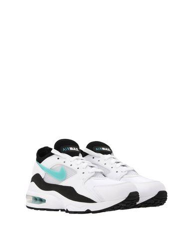 Nike Air Max 93 Sneakers Donna Scarpe Bianco