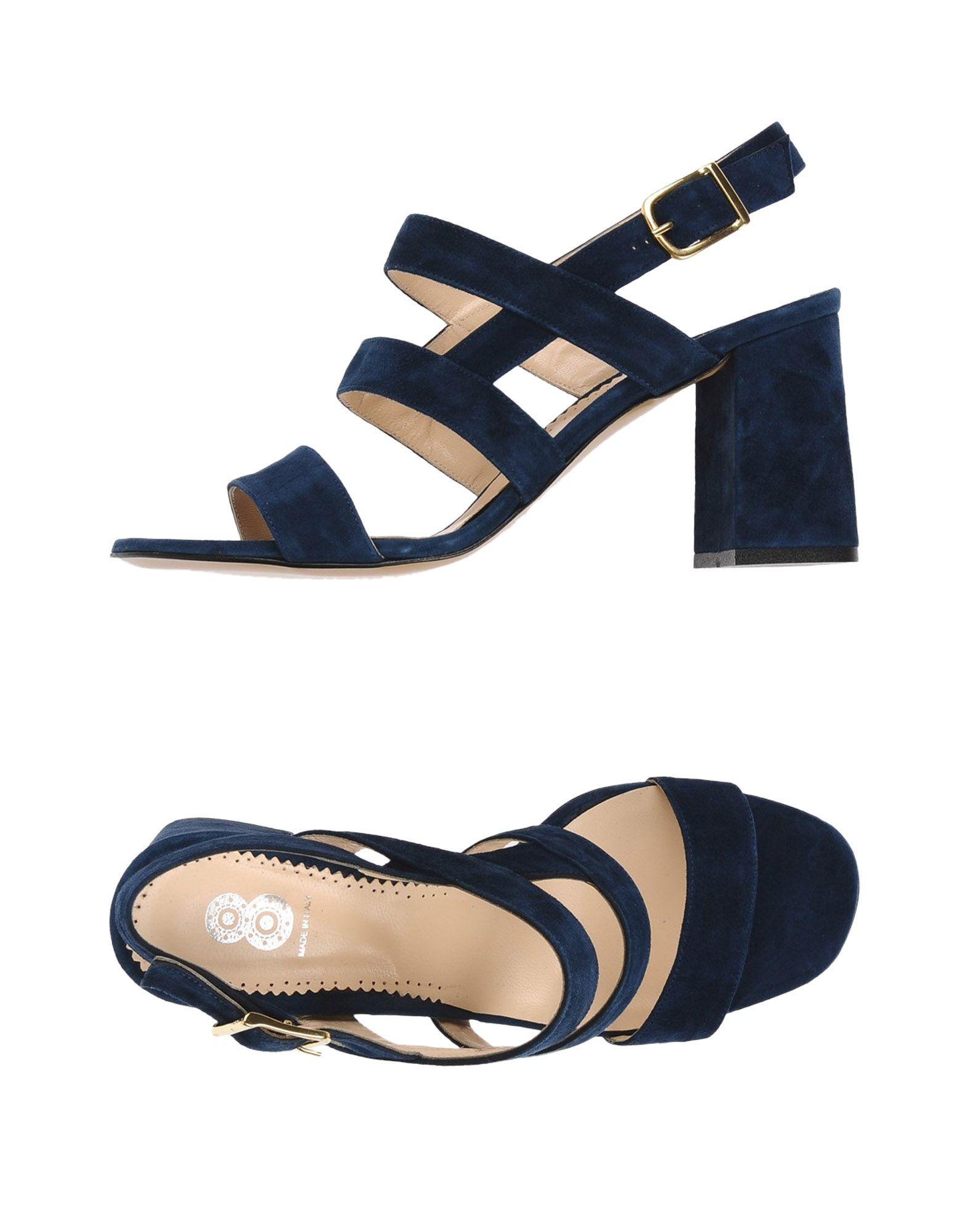 Günstige und modische Schuhe 8 Sandalen Damen  11452855FF