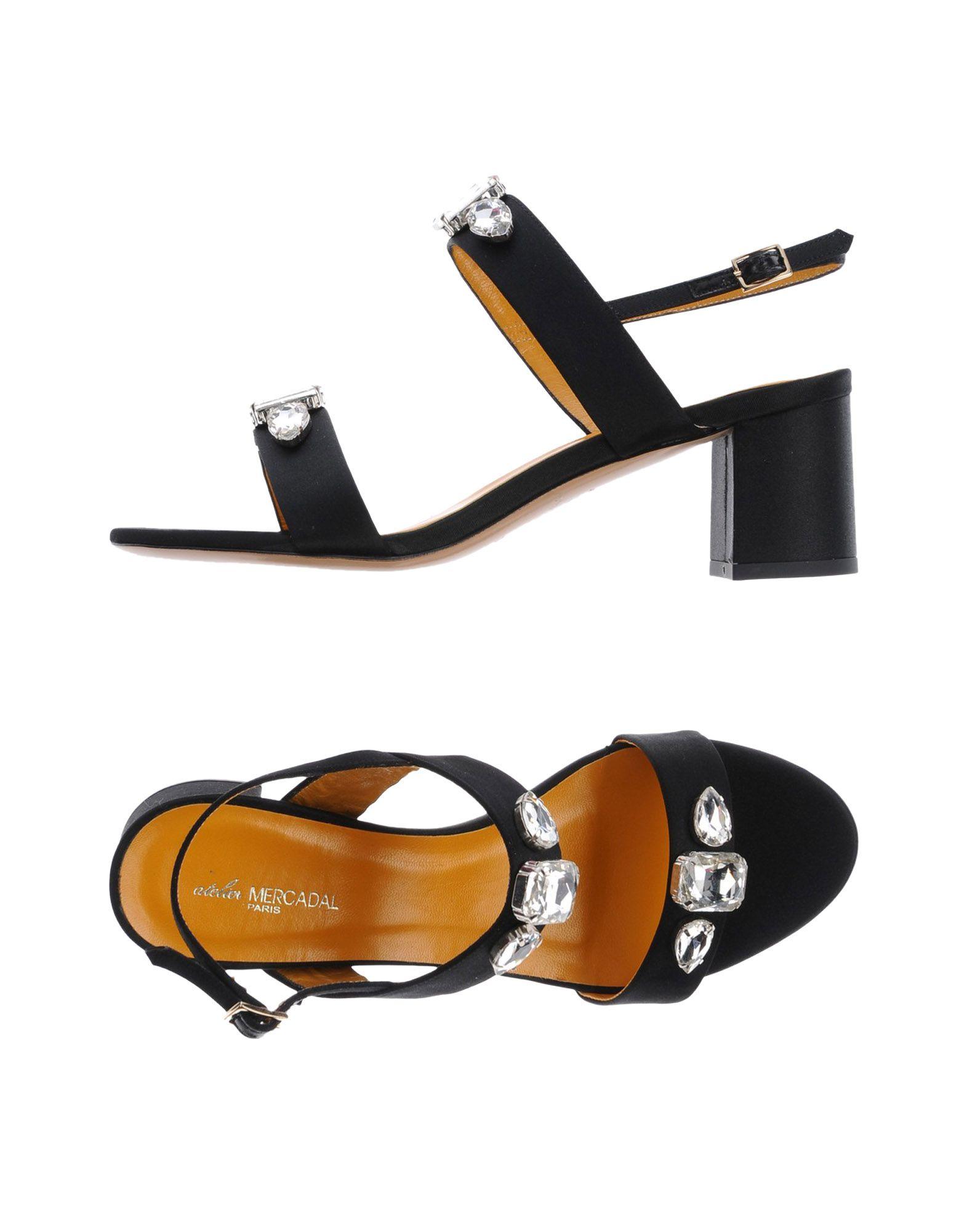 Atelier Mercadal Sandalen Damen  11452860UJ Gute Qualität beliebte Schuhe