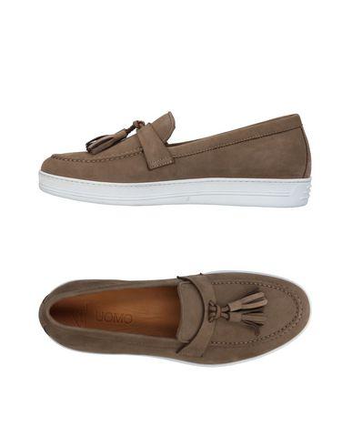Zapatos con descuento Mocasín Carla Saint-Barth Hombre - Mocasines Carla Saint-Barth - 11452940HX Gris rosado
