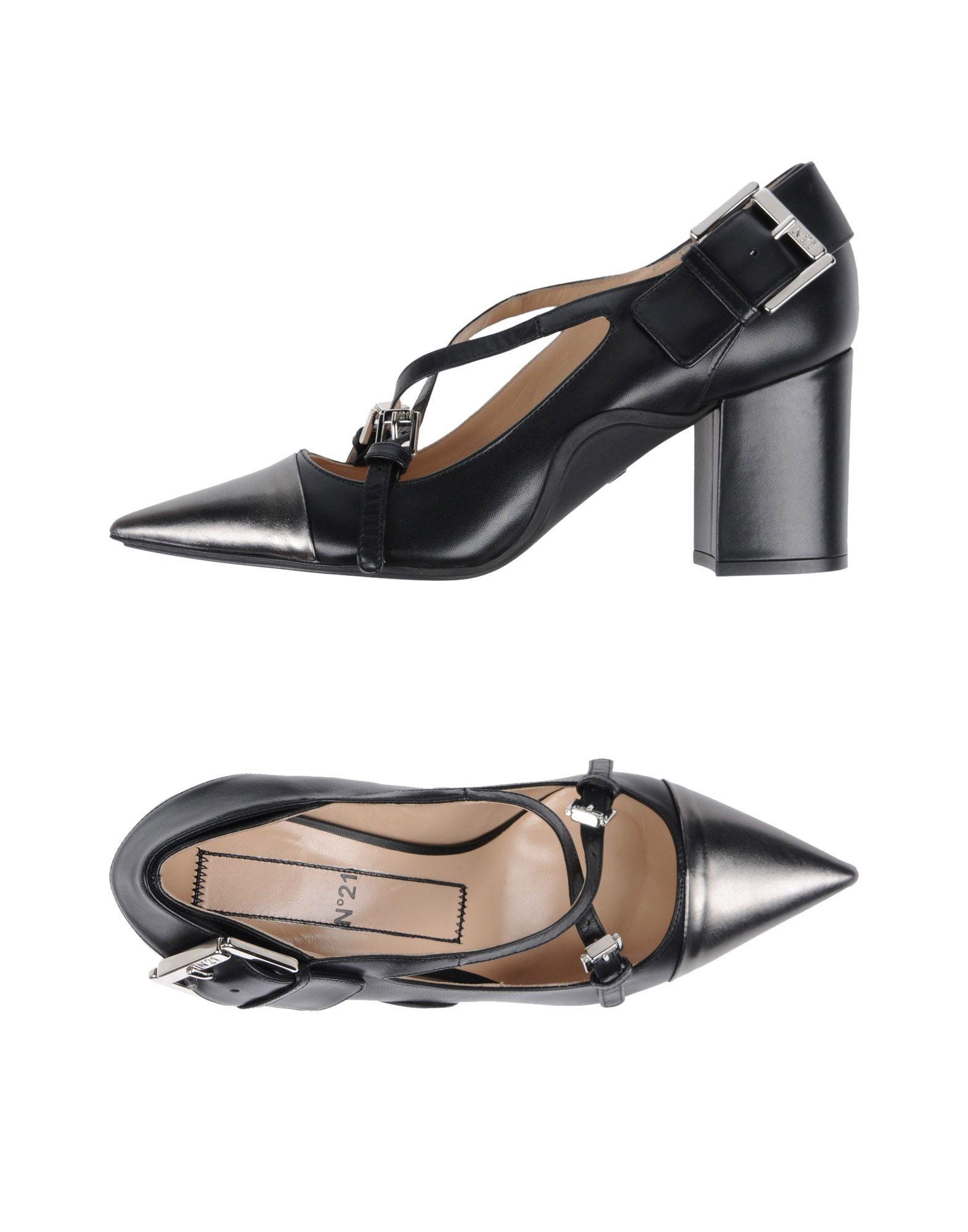 N° 21 Pumps Damen  11452980OLGut aussehende strapazierfähige Schuhe