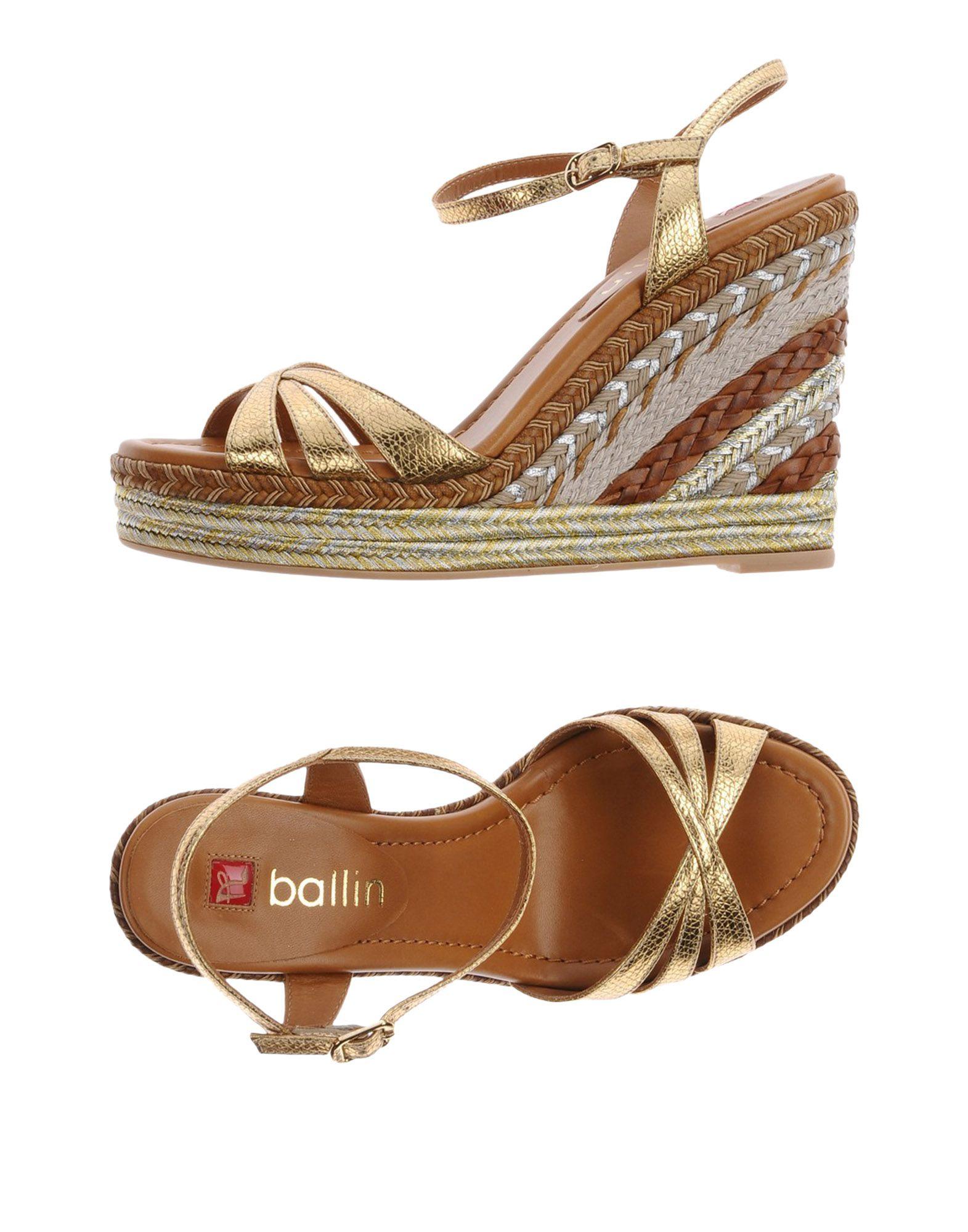 Haltbare Mode billige Schuhe Ballin Sandalen Damen  11452985VI Heiße Schuhe
