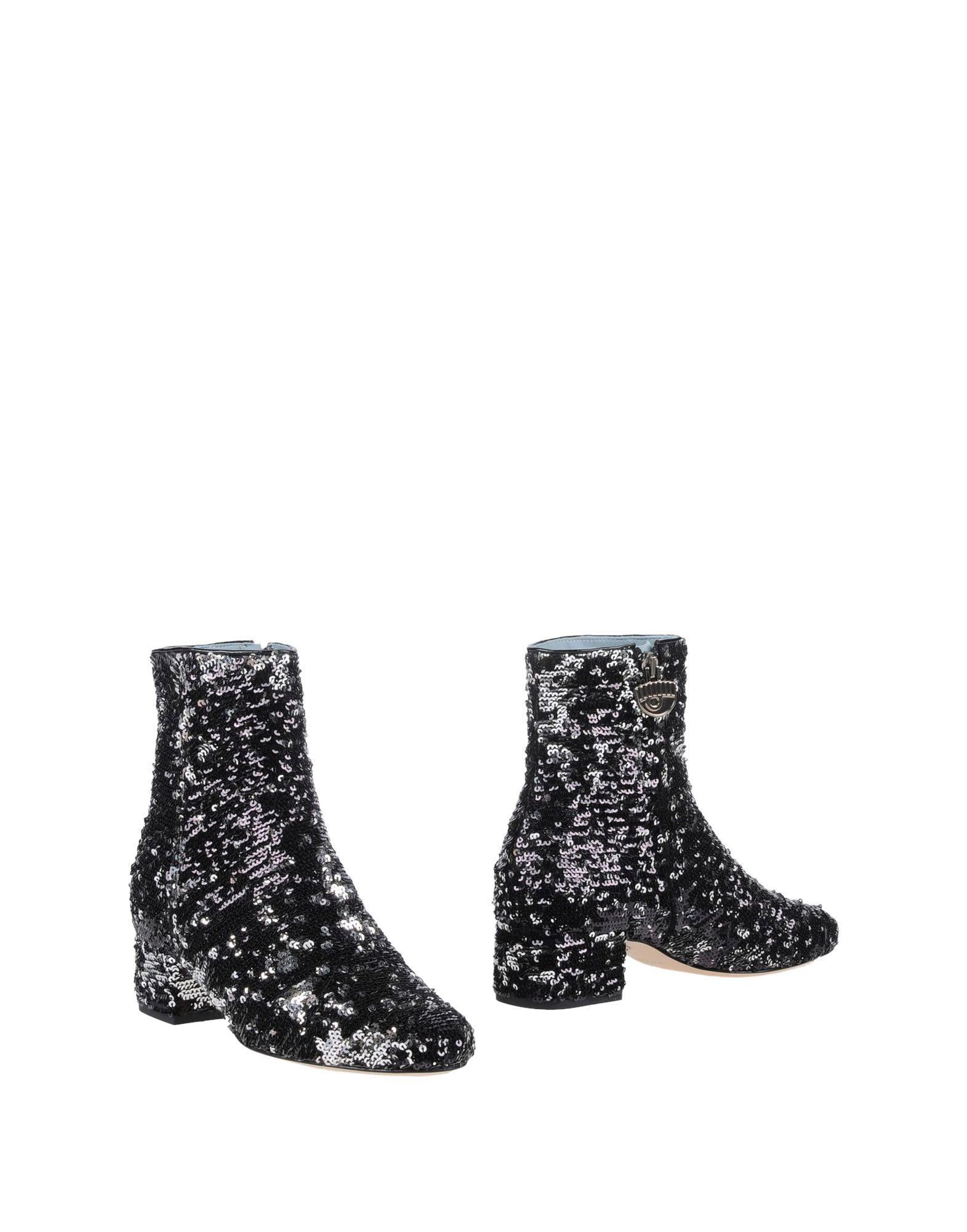 Rabatt Schuhe Chiara Ferragni Stiefelette Damen  11452993FL