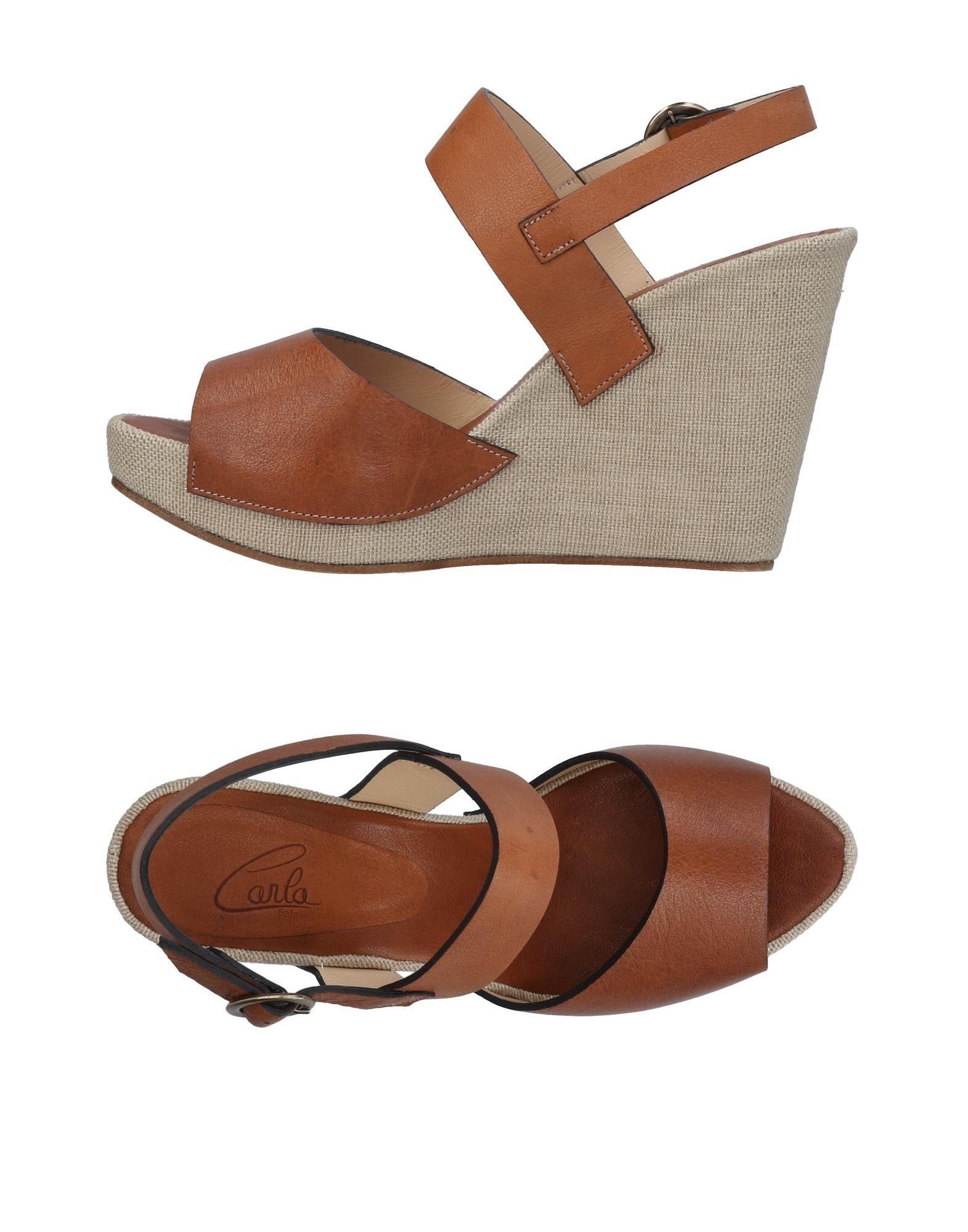 Chaussures - Sandales Carla Saint Barth zeObAirUm