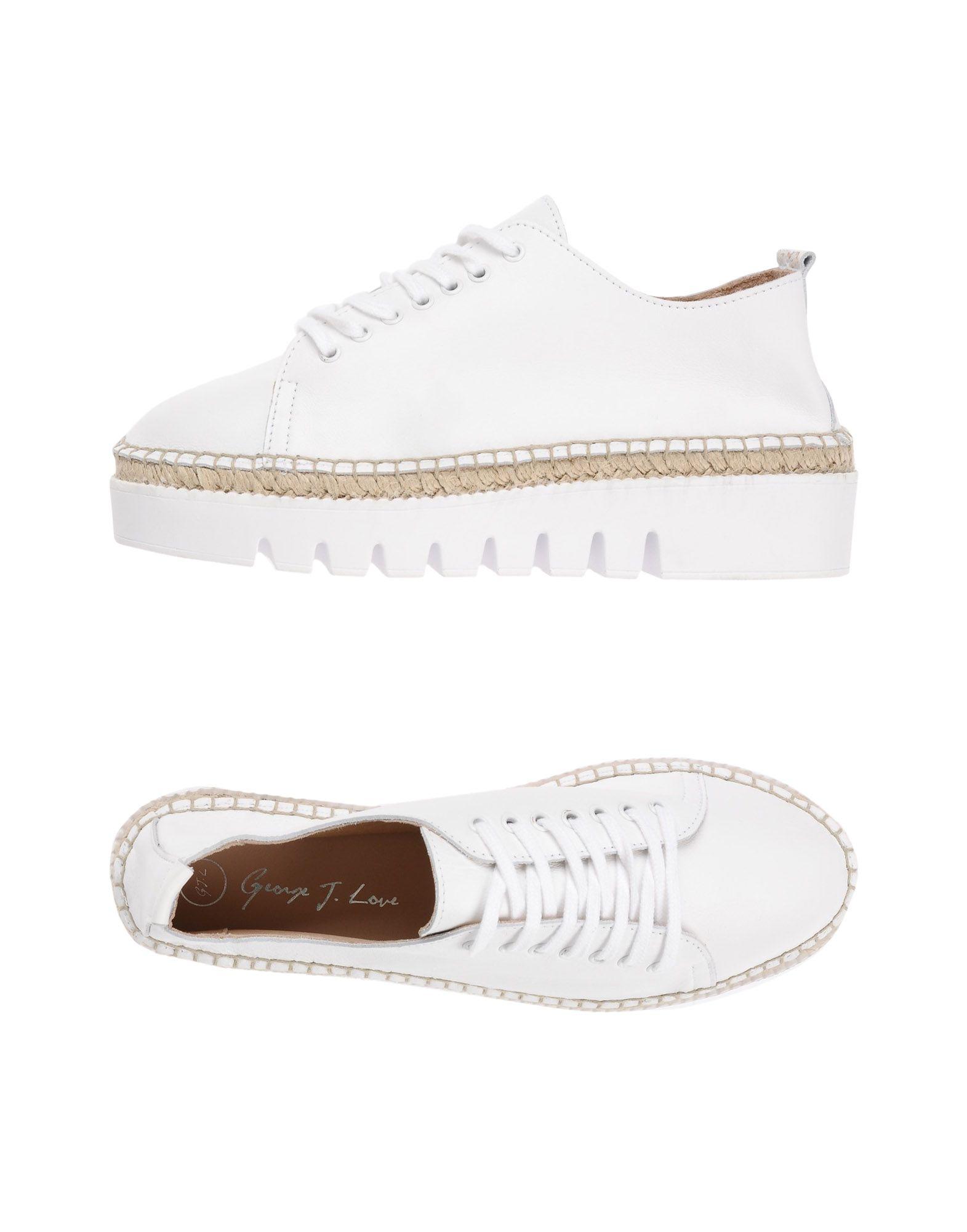 George J. Neue Love Sneakers Damen  11453036LR Neue J. Schuhe 02c80e