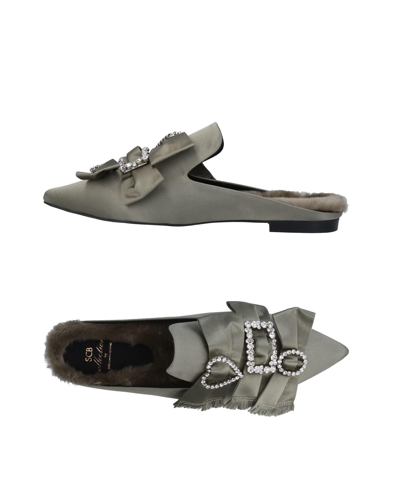 Stilvolle billige Schuhe Suecomma Bonnie Pantoletten Damen  11453078JO