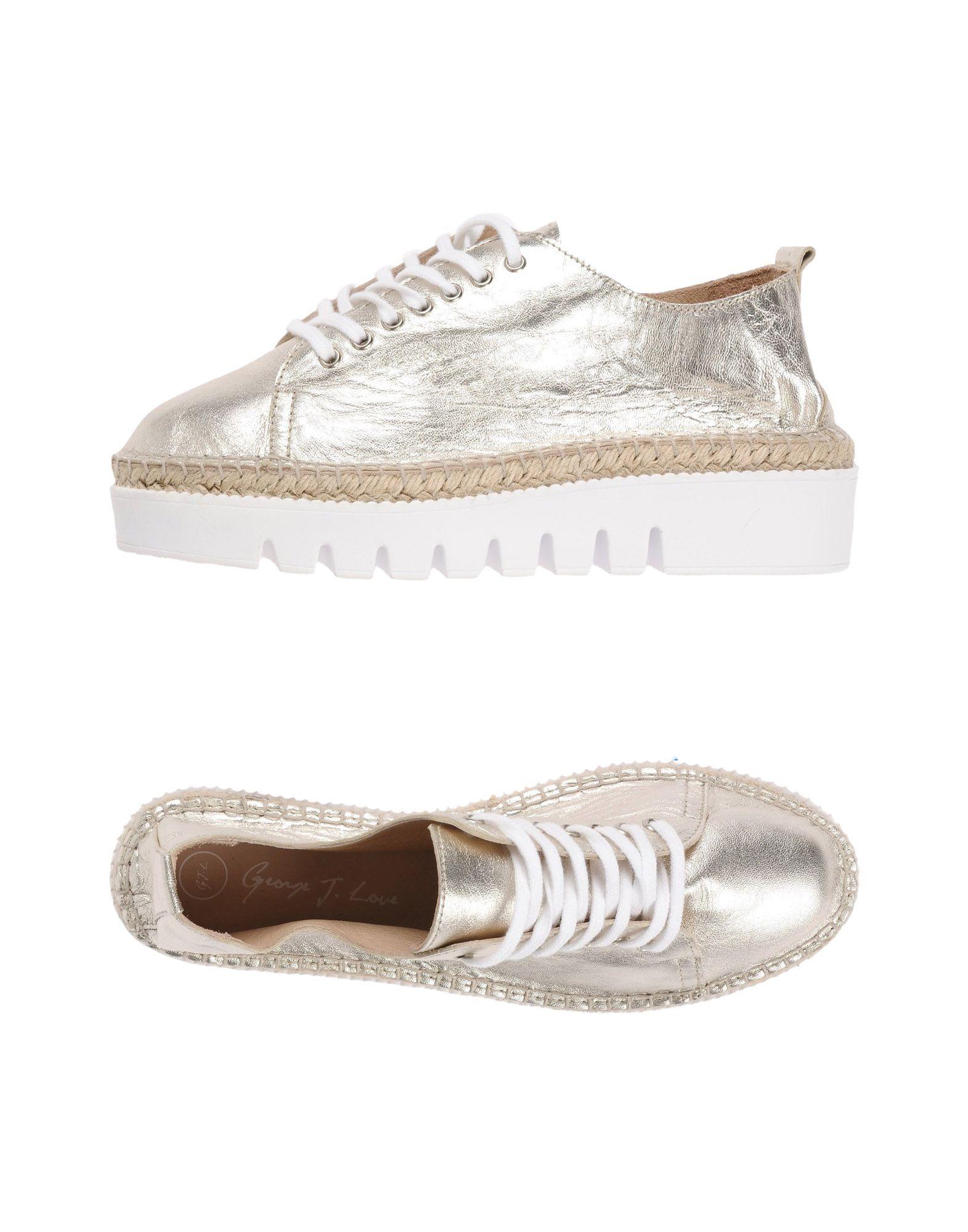 George J. Love Sneakers Damen  11453085DD Gute Qualität beliebte Schuhe