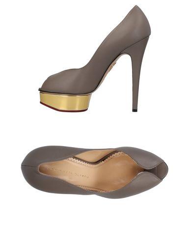 Zapato De Salón Charlotte Olympia Mujer - Salones Charlotte Olympia ... 450cca80e101