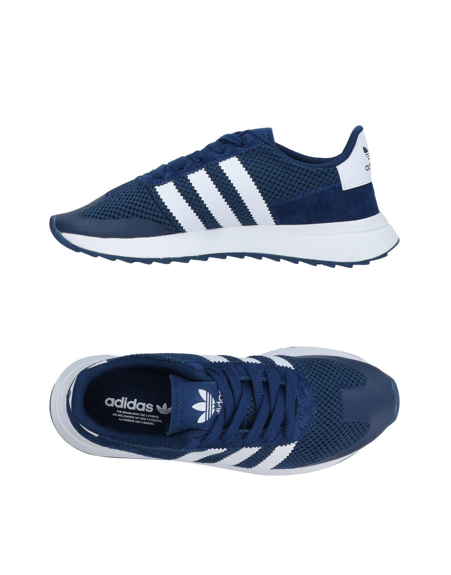 Baskets Adidas Originals Femme - Baskets Adidas Originals Bleu Les chaussures les plus populaires pour les hommes et les femmes