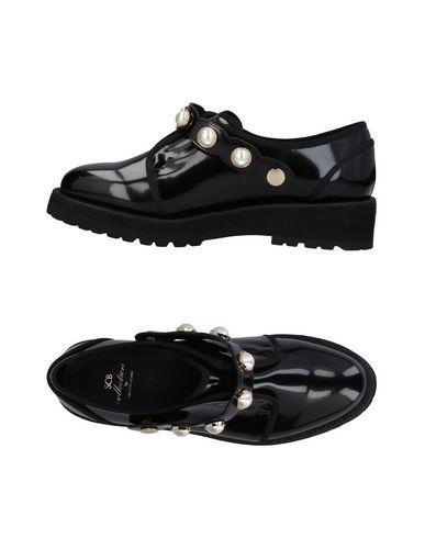 Zapatos de hombres y mujeres de moda casual Mocasín Giorgio Fabiani Mujer - Mocasines Giorgio Fabiani- 11468769MB Negro