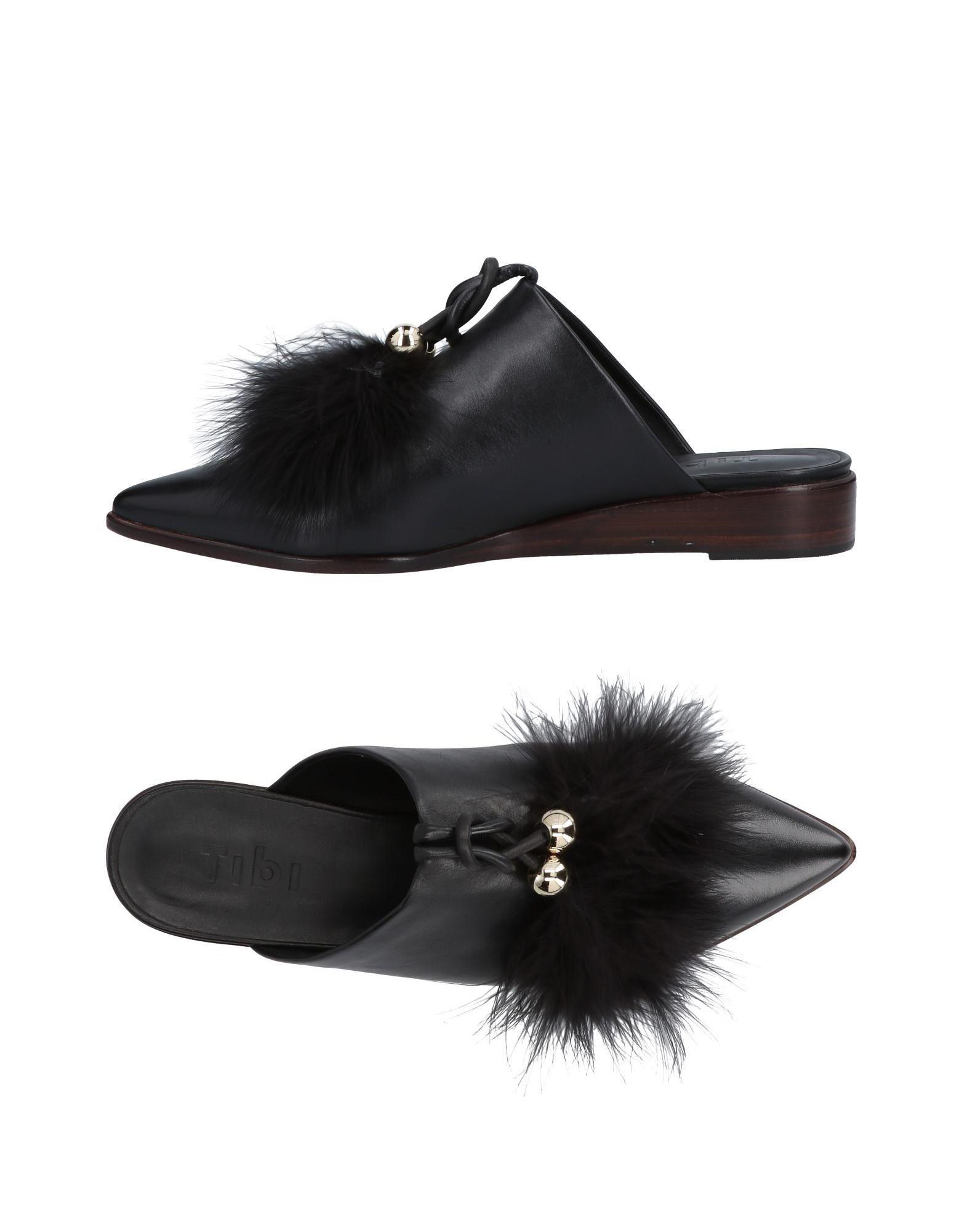 Rabatt Schuhe Tibi Pantoletten Damen  11453195CN