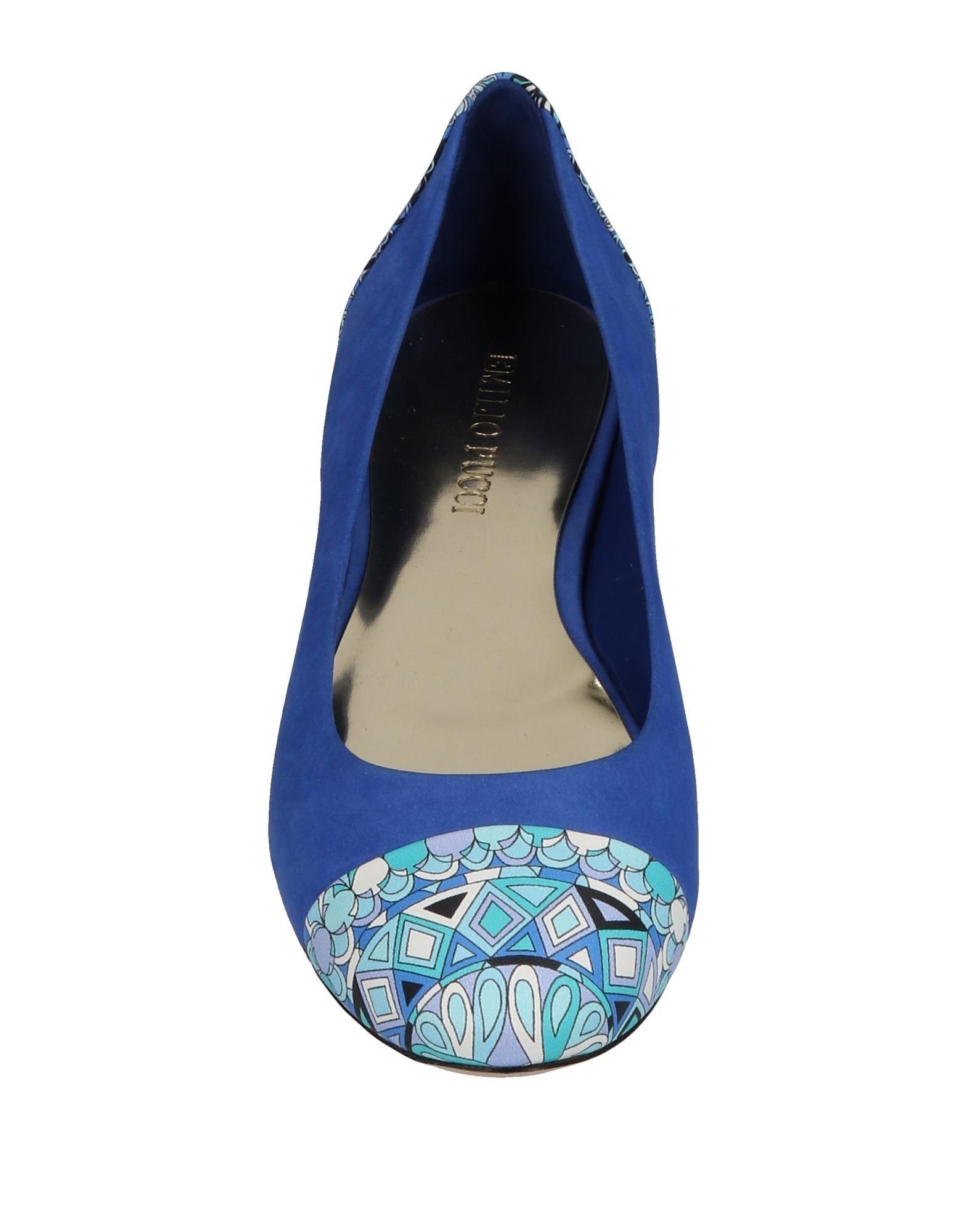 Emilio Pucci 11453209WPGut Ballerinas Damen  11453209WPGut Pucci aussehende strapazierfähige Schuhe 8587f6