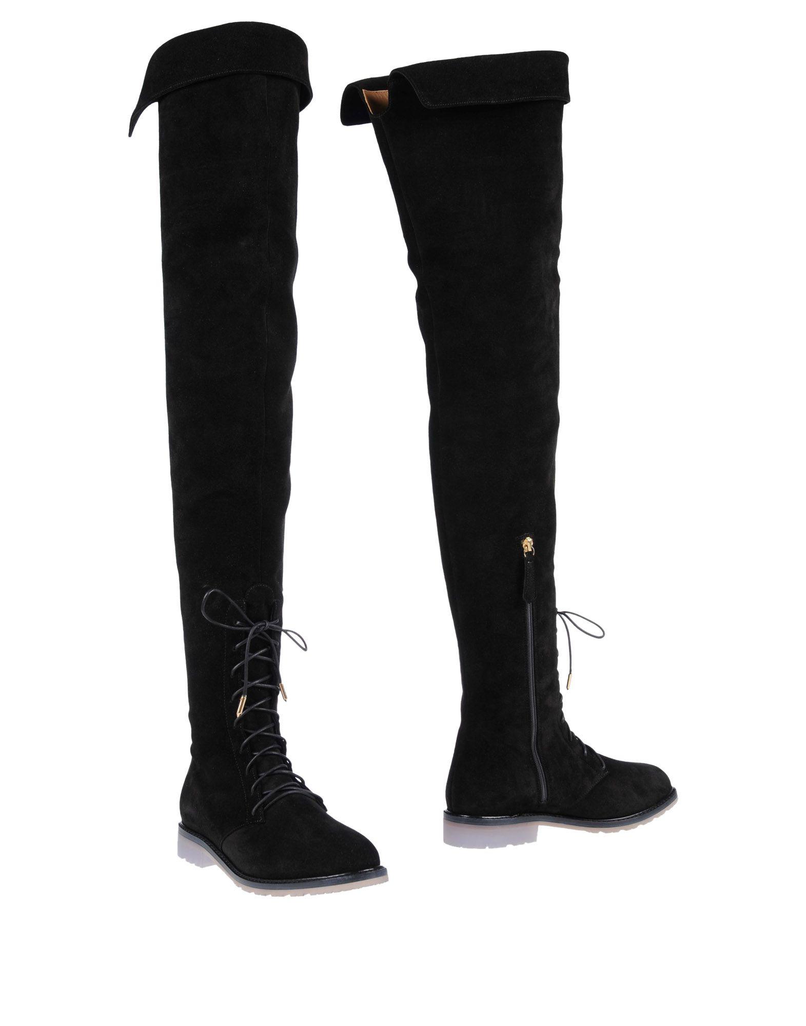 Aquazzura Boots - on Women Aquazzura Boots online on -  United Kingdom - 11453316NB 56d638