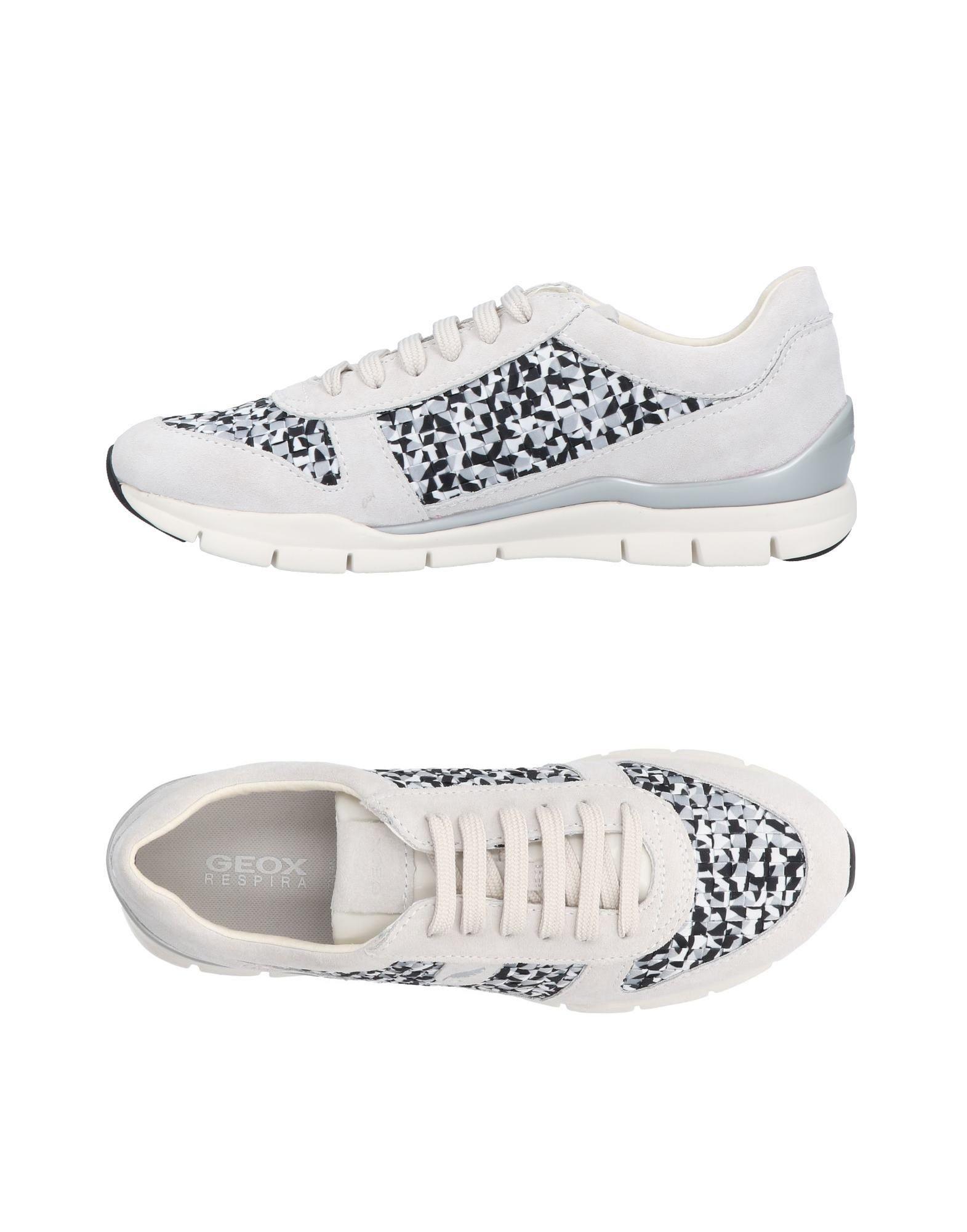 Haltbare Mode billige Schuhe Geox Sneakers Damen  11453360NT Heiße Schuhe