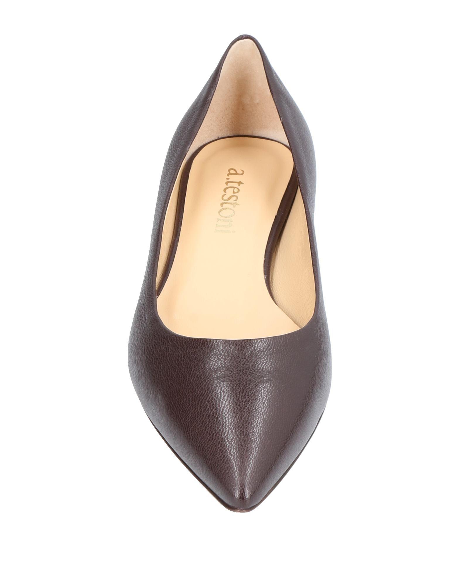 A.Testoni  Ballerinas Damen  A.Testoni 11453461INGut aussehende strapazierfähige Schuhe 0e5847