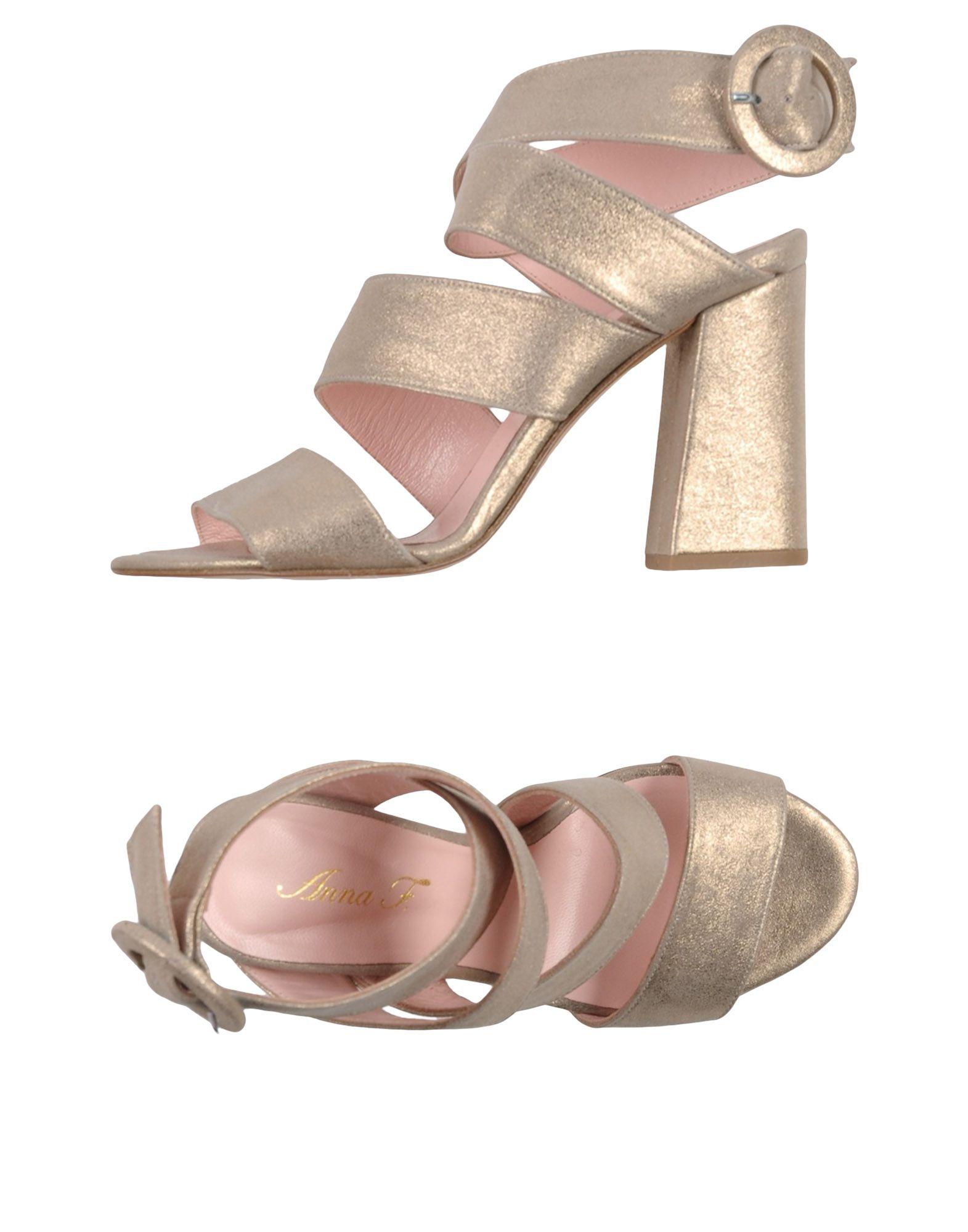 Gut um billige Schuhe zu tragenAnna F. Sandalen Sandalen Sandalen Damen  11453511AN d97118