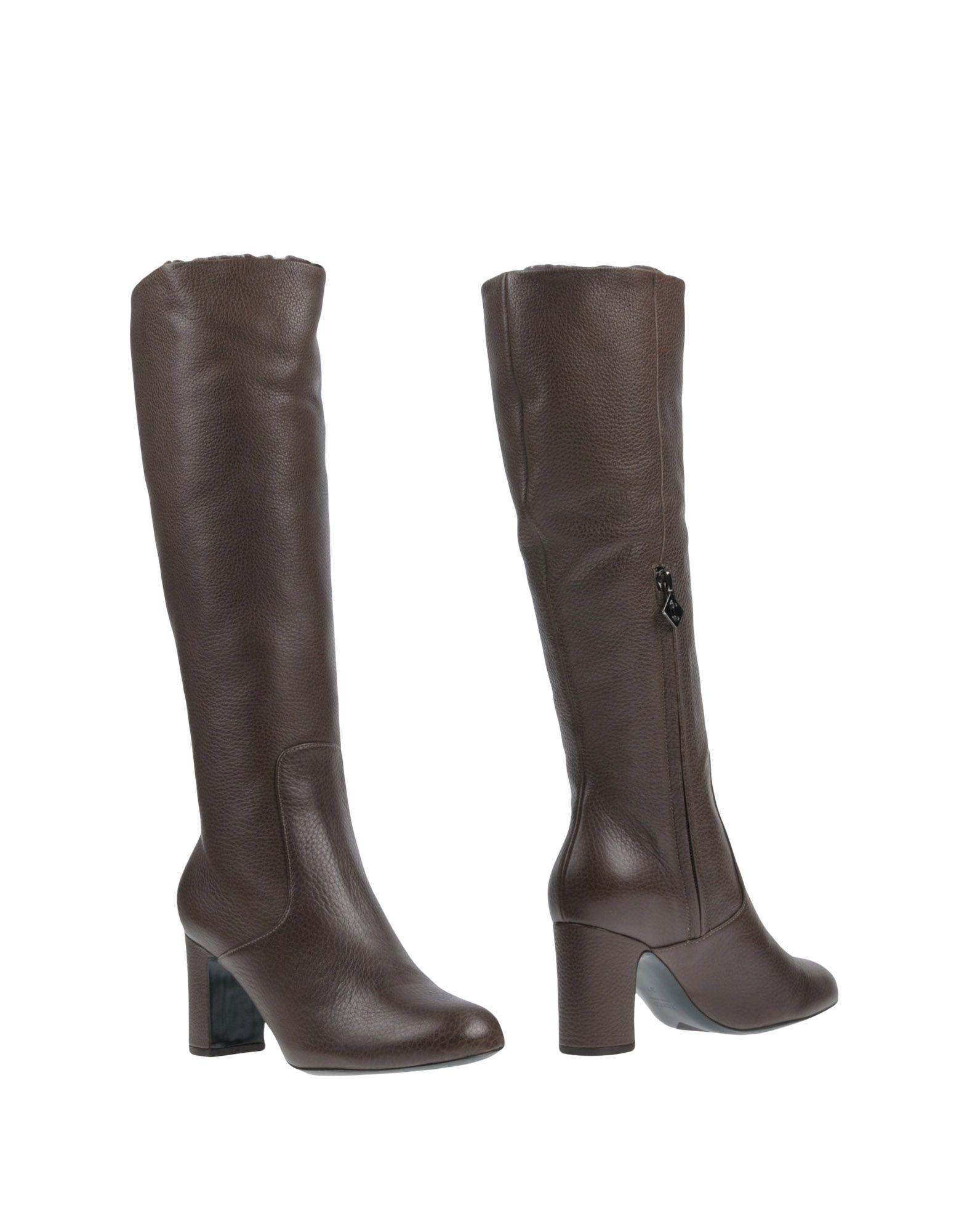 A.Testoni Stiefel Damen  11453534IRGünstige gut aussehende Schuhe