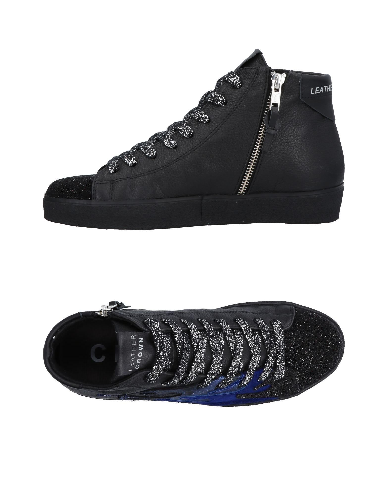 su Acquista Sneakers online Leather Crown Donna q0w0xaO1g