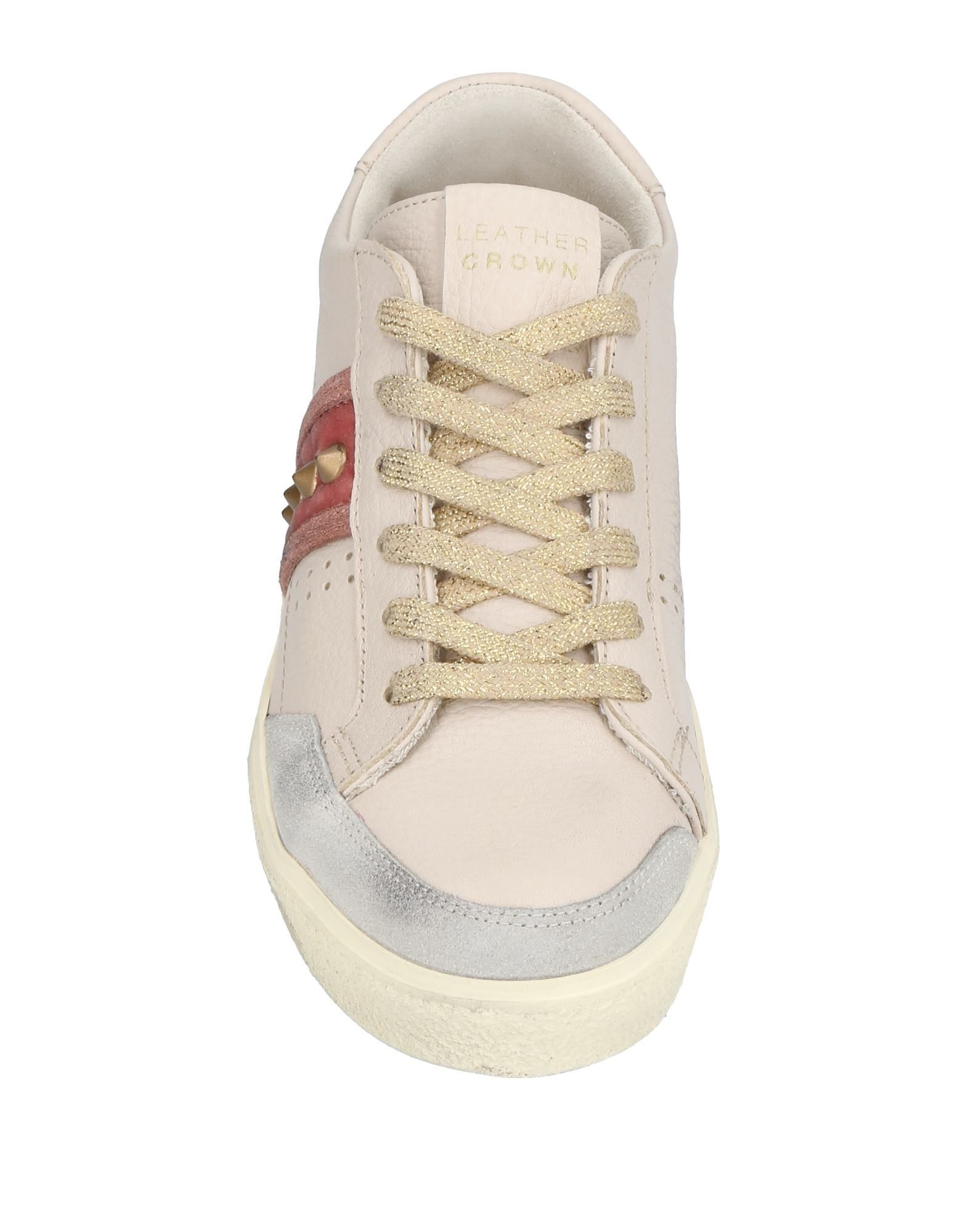 Leather Crown Sneakers - - - Women Leather Crown Sneakers online on  Canada - 11453557UQ f37fd7