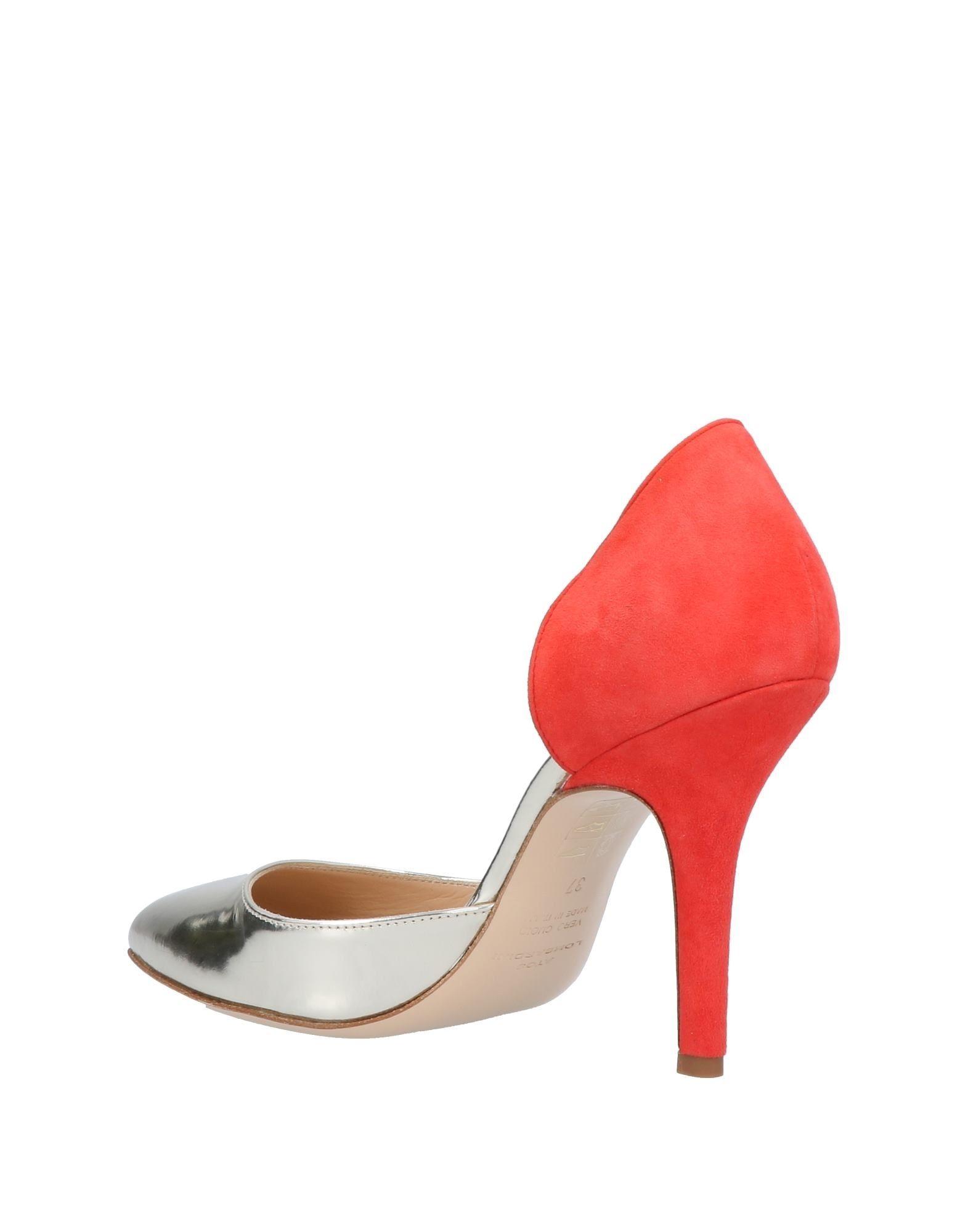 Gut um billige Schuhe zu  tragenAtos Lombardini Pumps Damen  zu 11453561TV a6b94a
