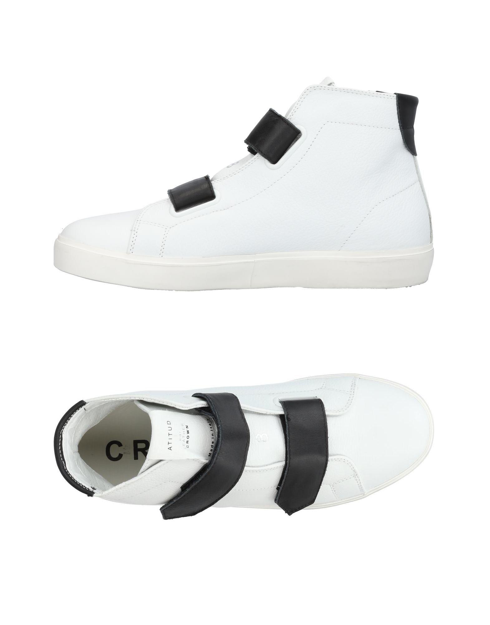 Leather Crown Sneakers Herren  11453584PO Gute Qualität beliebte Schuhe