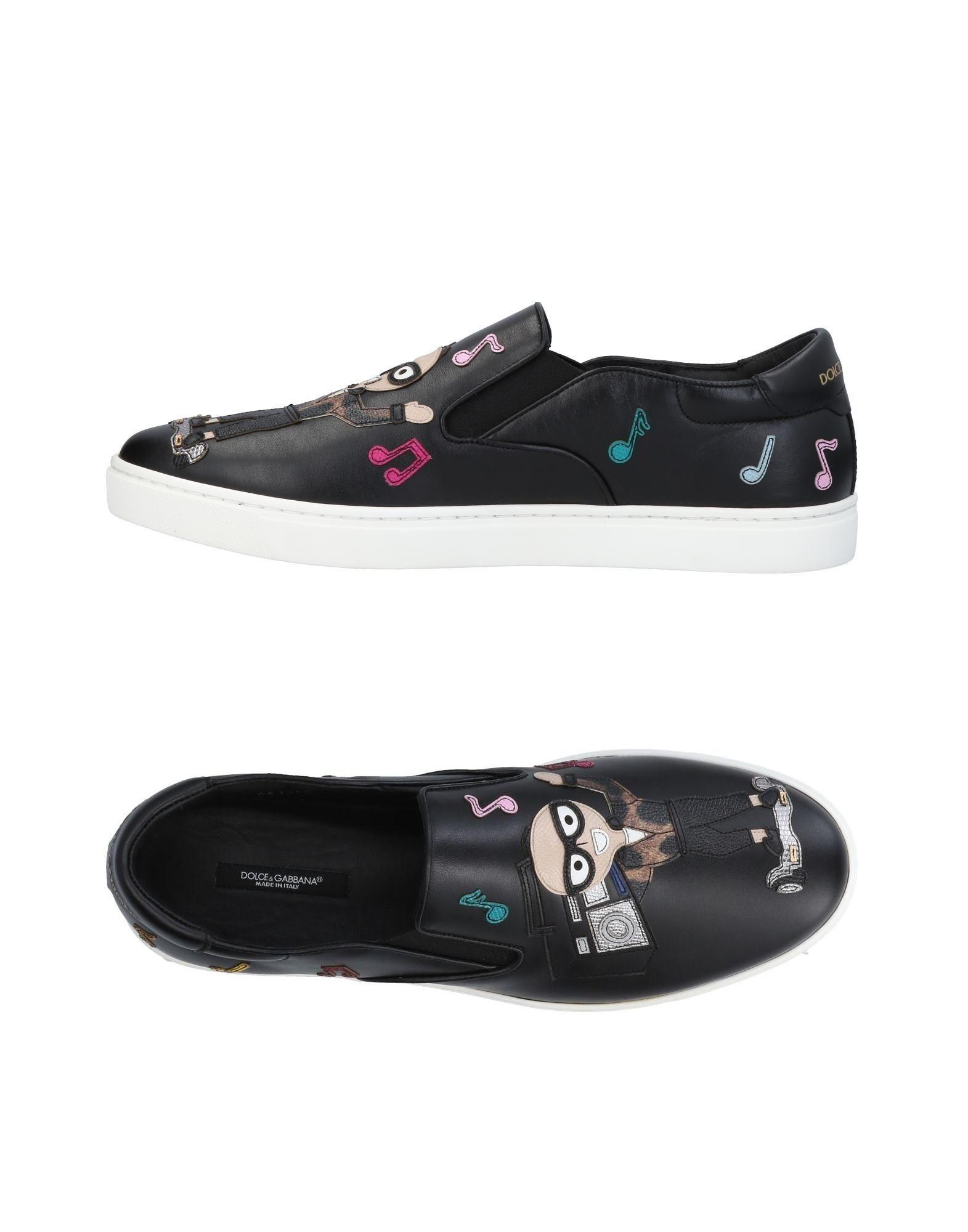 Dolce Gabbana & Gabbana Dolce Sneakers Herren  11453599TW e4ba92