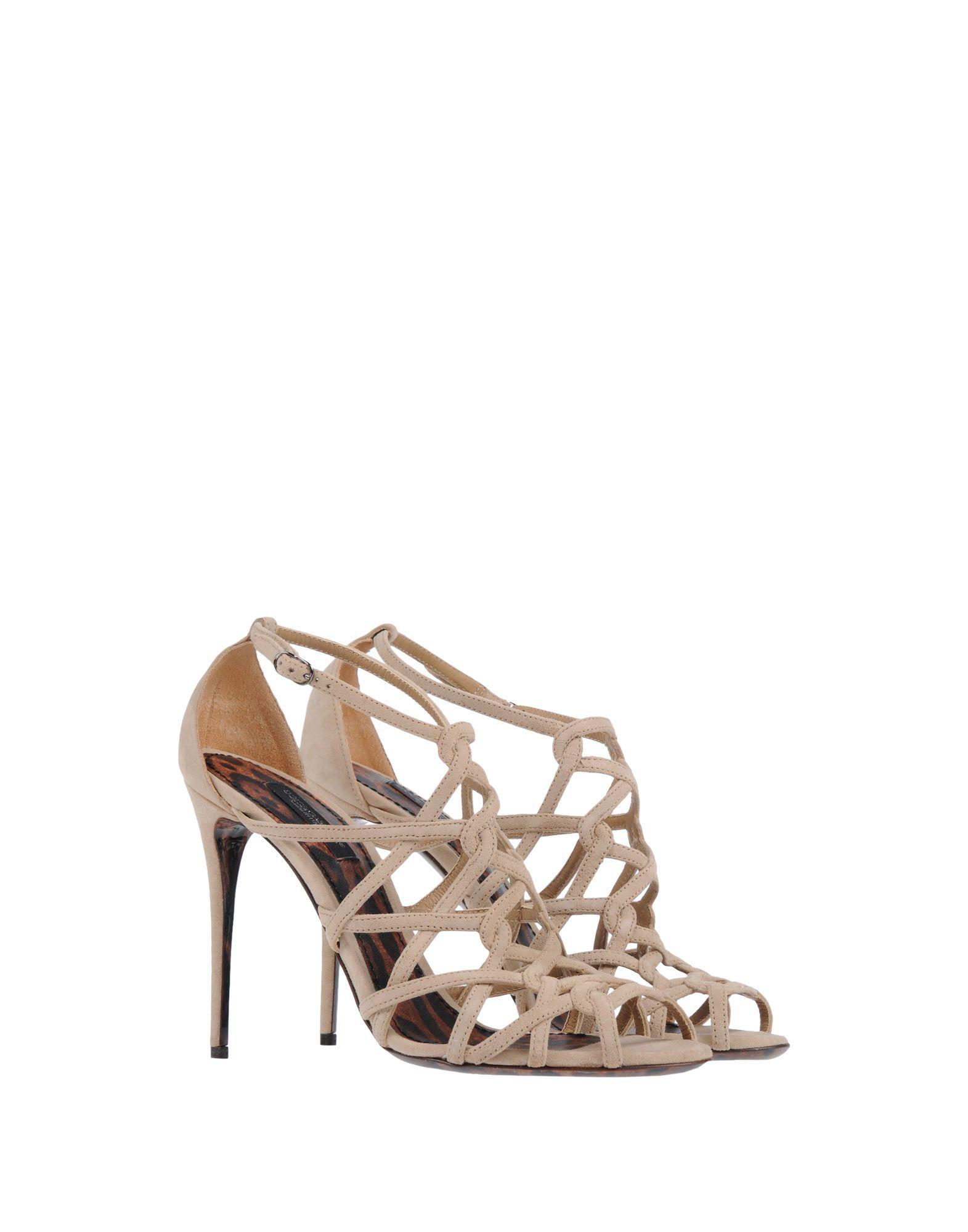 Dolce & Gabbana Sandalen Damen Schuhe  11453657KL Neue Schuhe Damen 34e9cb