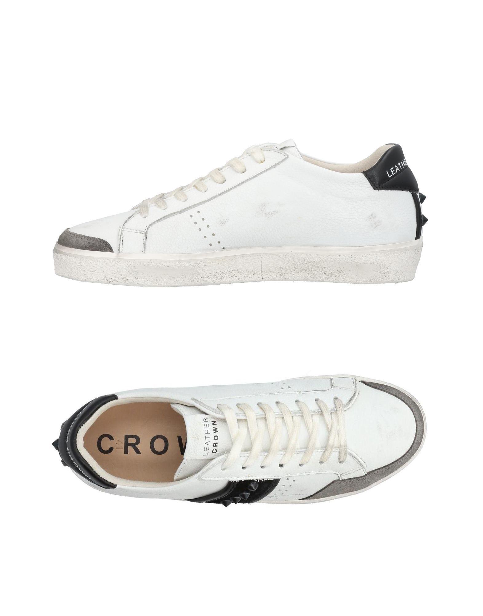 Leather Crown Sneakers Herren  11453674HQ Gute Qualität beliebte Schuhe