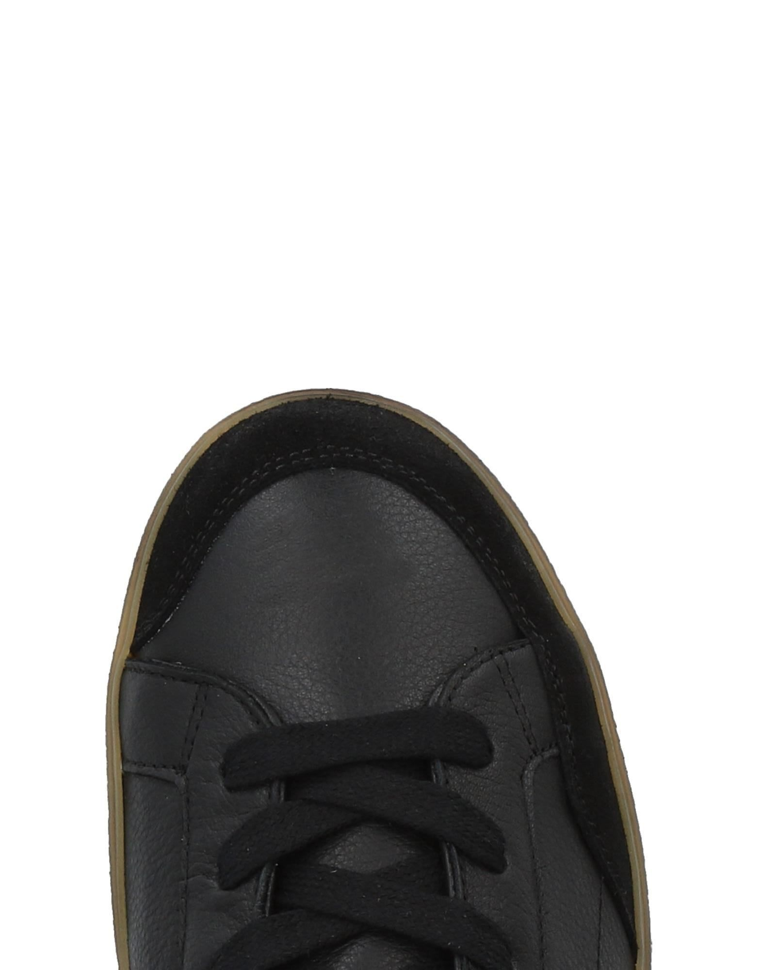 Sneakers Leather Crown Homme - Sneakers Leather Crown sur