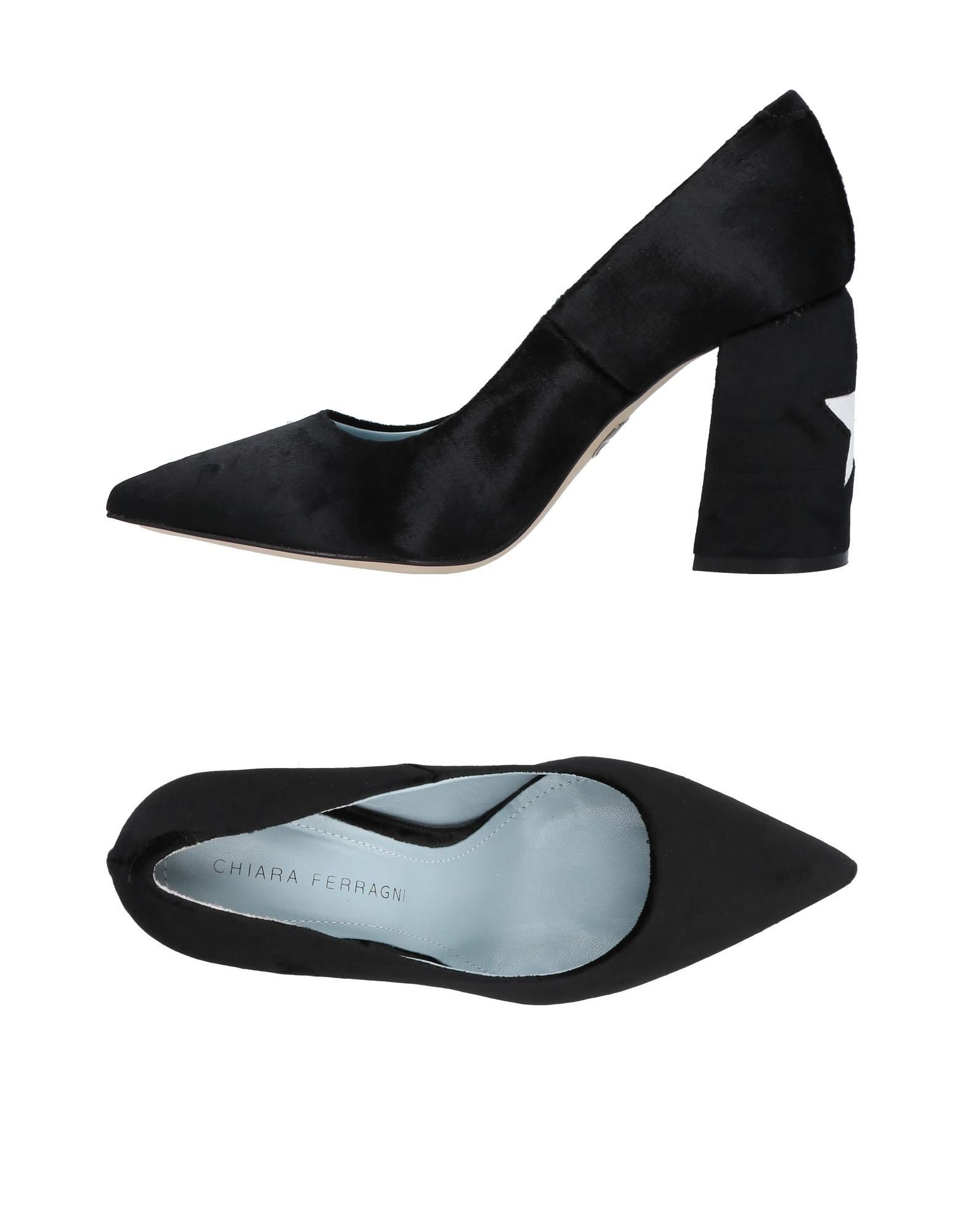 Stilvolle billige Pumps Schuhe Chiara Ferragni Pumps billige Damen  11453699OB 66d599