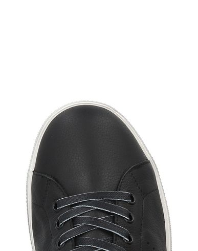 Leather Crown Sneakers Uomo Scarpe Crownnero