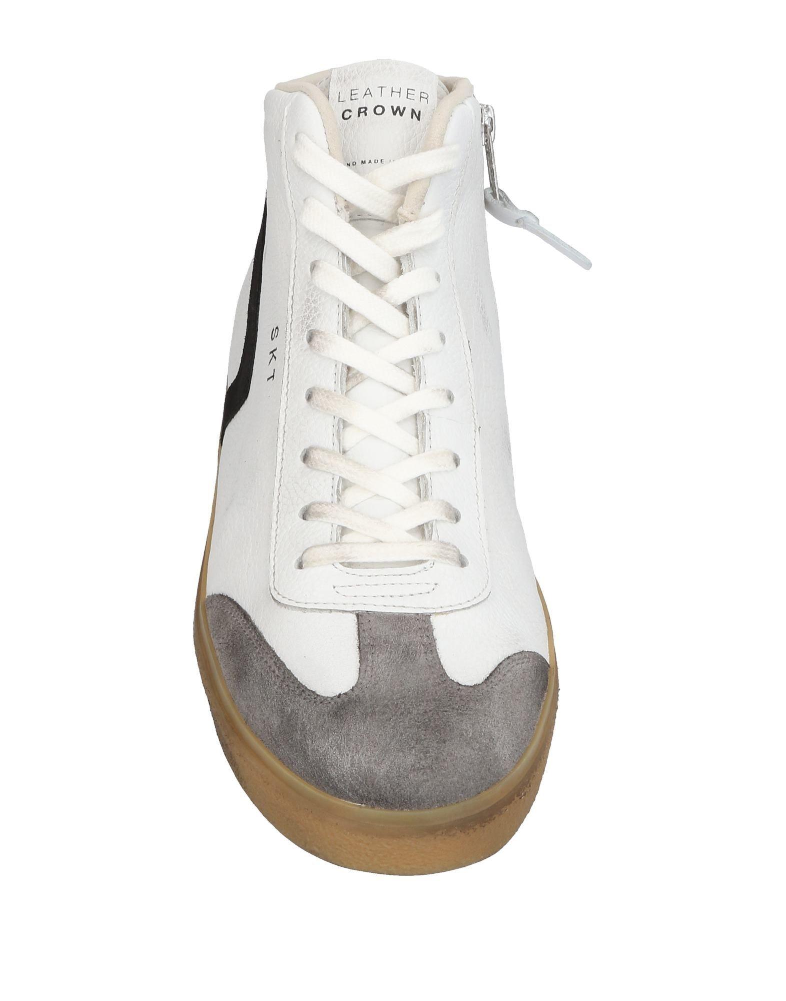 Leather Crown Sneakers Herren  11453724EA Neue Neue Neue Schuhe baf684