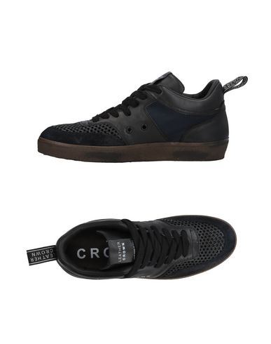 Sneakers Leather Crown Uomo - Acquista online su YOOX - 11453728KW 71b444a3f60