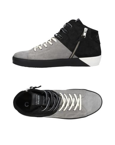 Sneakers Leather Crown Uomo - Acquista online su YOOX - 11453732QA d64417d0941