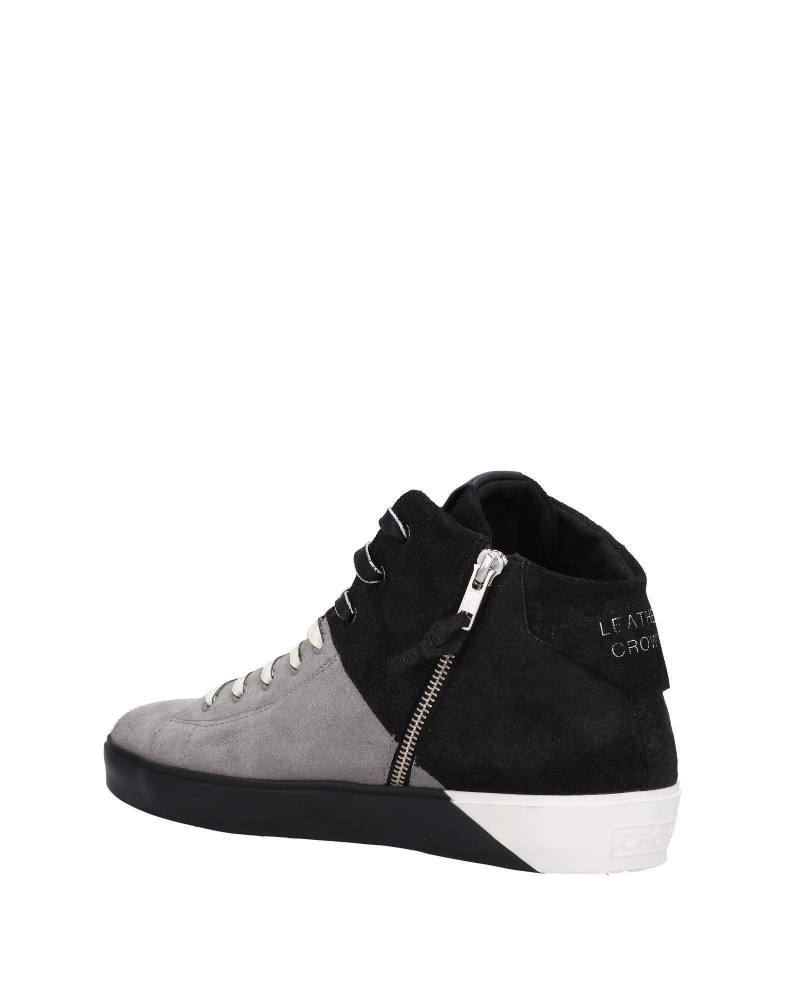Leather  Crown Sneakers Herren  Leather 11453732QA Neue Schuhe 2c6b4f
