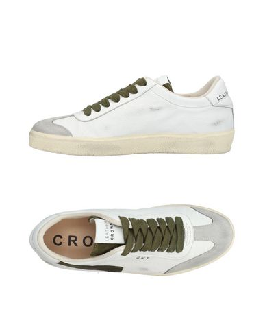 Zapatos casuales salvajes Zapatillas Leather Crown Hombre - Zapatillas Leather Crown   - 11453741WG Gris perla