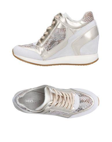 Zapatos especiales para Geox hombres y mujeres Zapatillas Geox para Mujer - Zapatillas Geox - 11453836KF Platino 409710