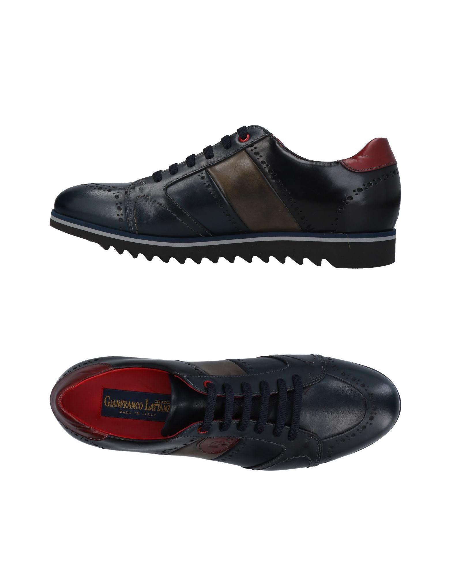 Sneakers Gianfranco Lattanzi Homme - Sneakers Gianfranco Lattanzi  Bleu foncé Nouvelles chaussures pour hommes et femmes, remise limitée dans le temps