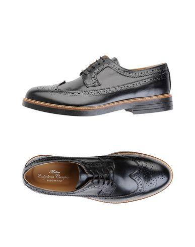 Recortes de precios estacionales, beneficios de descuento Zapato De Cordones Antica Calzoleria Campana Hombre - Zapatos De Cordones Antica Calzoleria Campana   - 11453867LH Negro