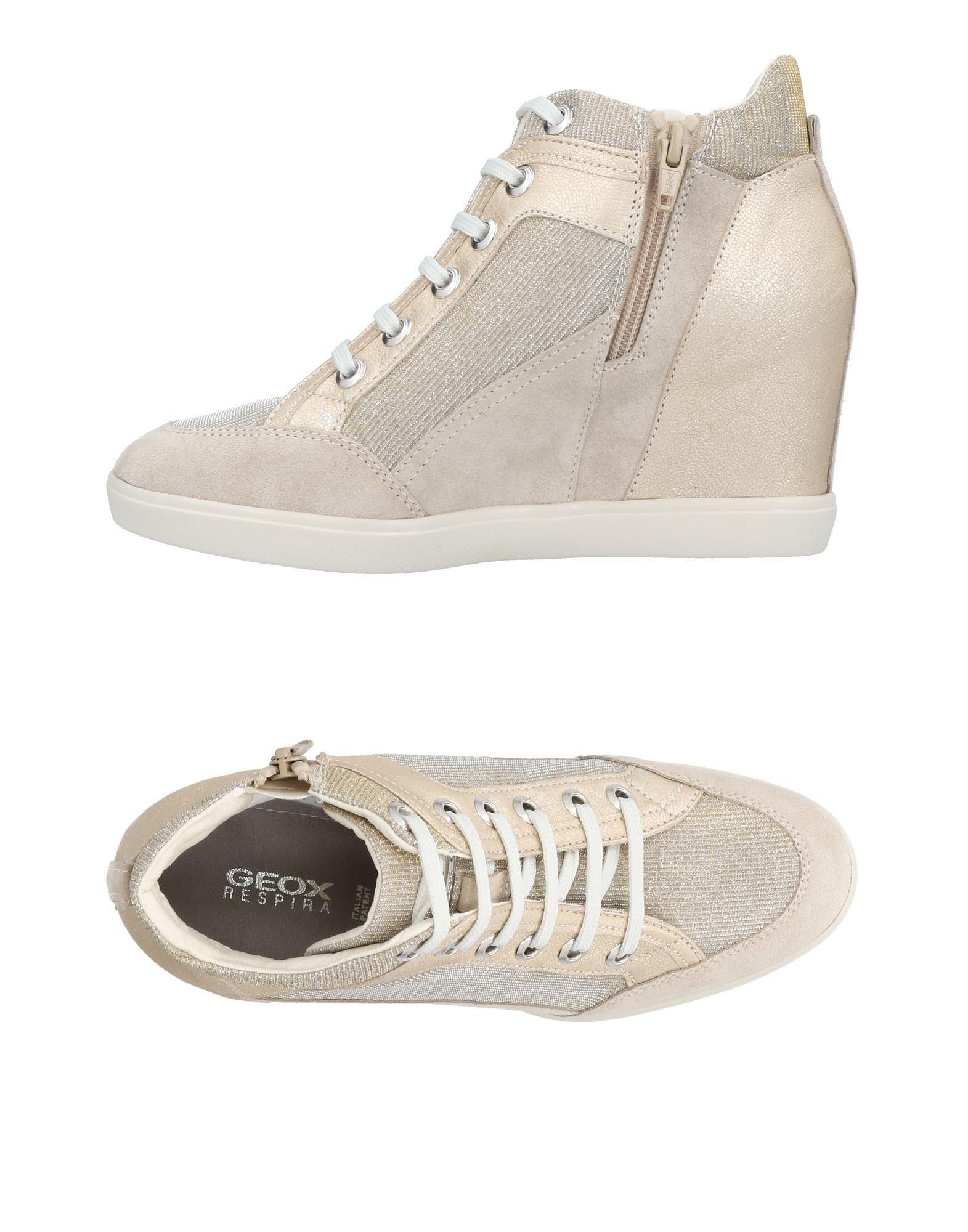 Stilvolle billige Schuhe Geox Sneakers Damen Damen Damen  11453875OT a30e81