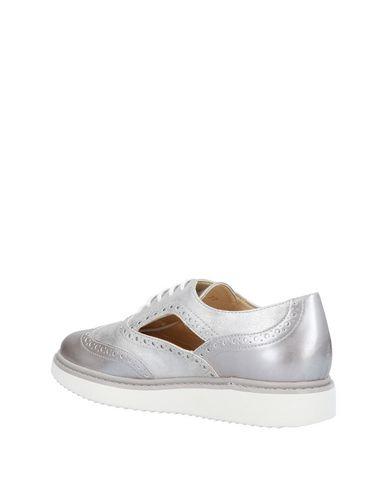 Gris Chaussures Lacets Geox À Clair q7wRttSBx