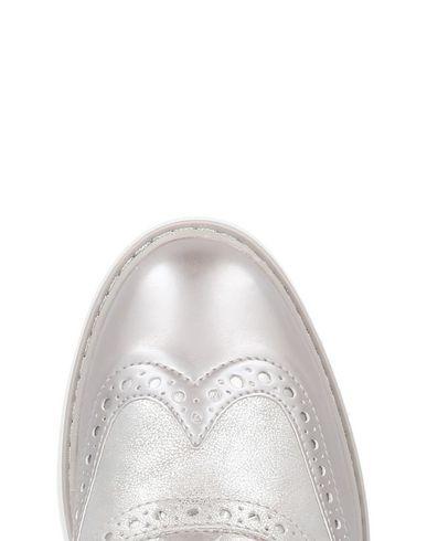 Clair Chaussures Gris Lacets À Geox SXwTvq