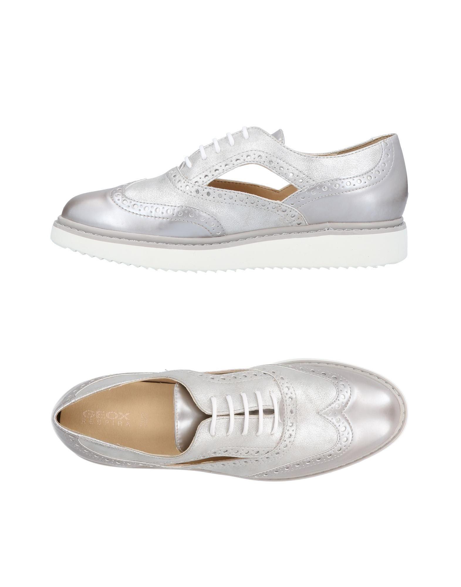 Bien Zapato Y Y Y Cómodo Zapatos Geox De Mujer Parecido Cordones zp5wqZv 174ba6