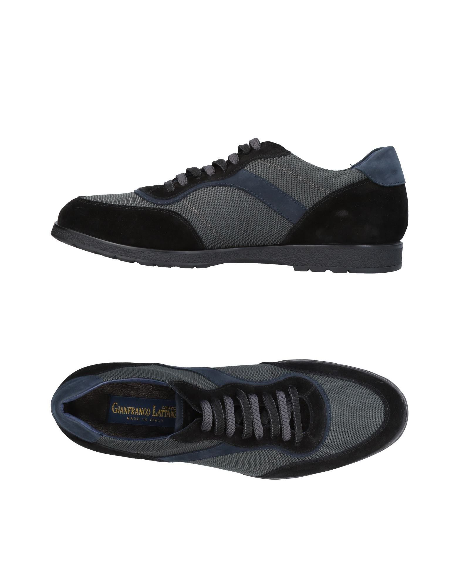 Sneakers Gianfranco Lattanzi Homme - Sneakers Gianfranco Lattanzi  Noir Chaussures casual sauvages
