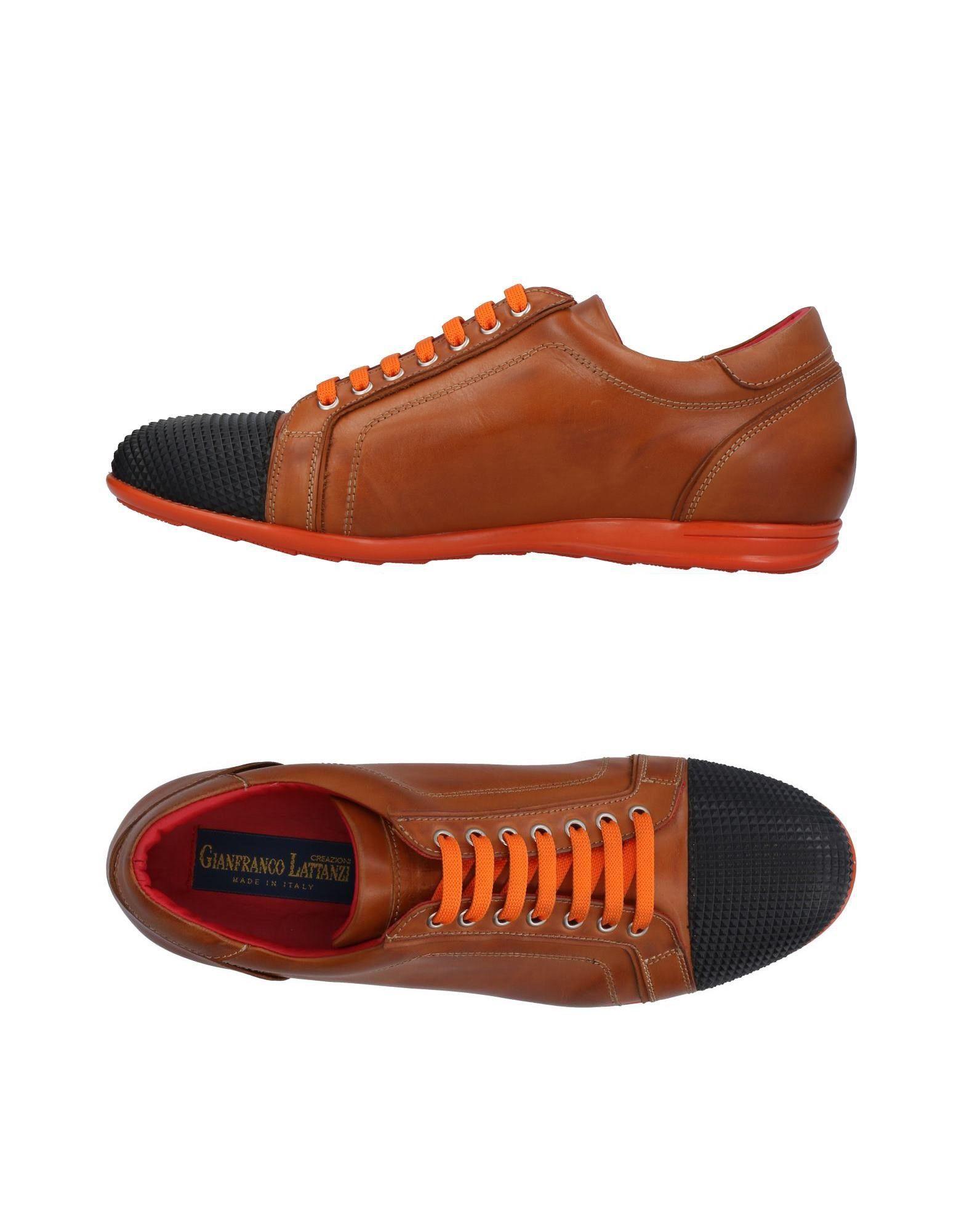 Sneakers Gianfranco Lattanzi Homme - Sneakers Gianfranco Lattanzi  Cuir Super rabais