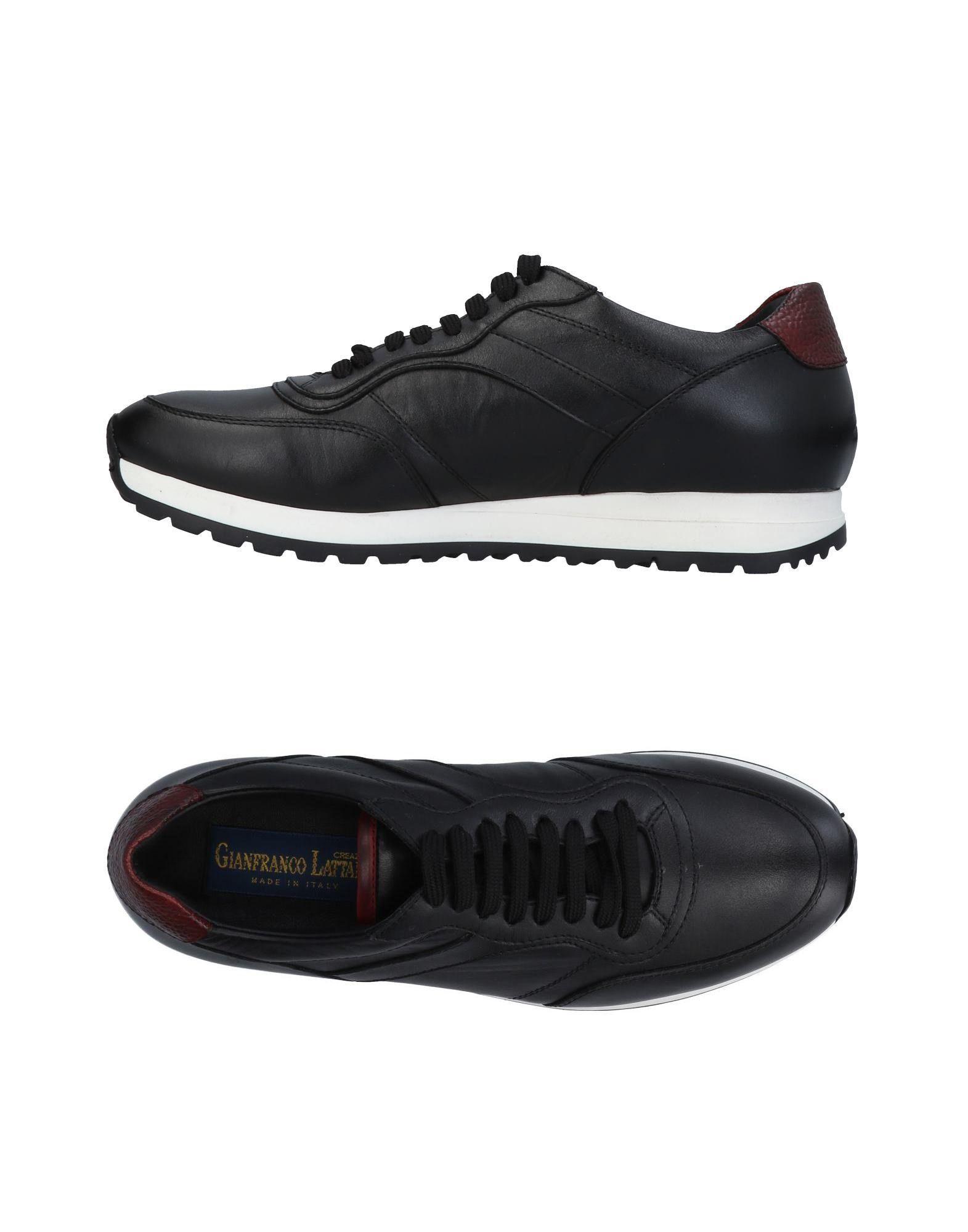 Sneakers Gianfranco Lattanzi Homme - Sneakers Gianfranco Lattanzi  Noir Super rabais