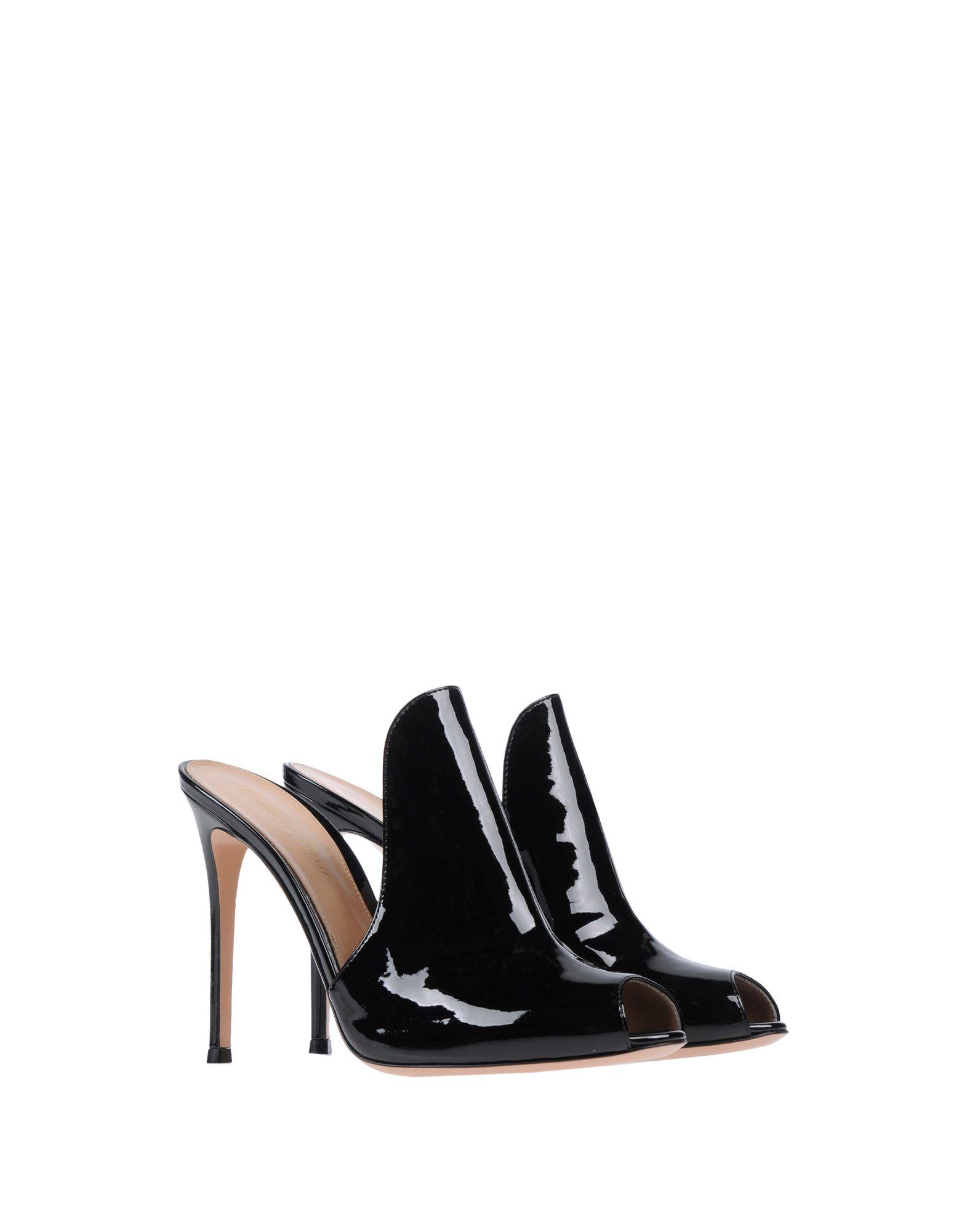 Rabatt Schuhe Gianvito Rossi Sandalen Damen  11453962TG