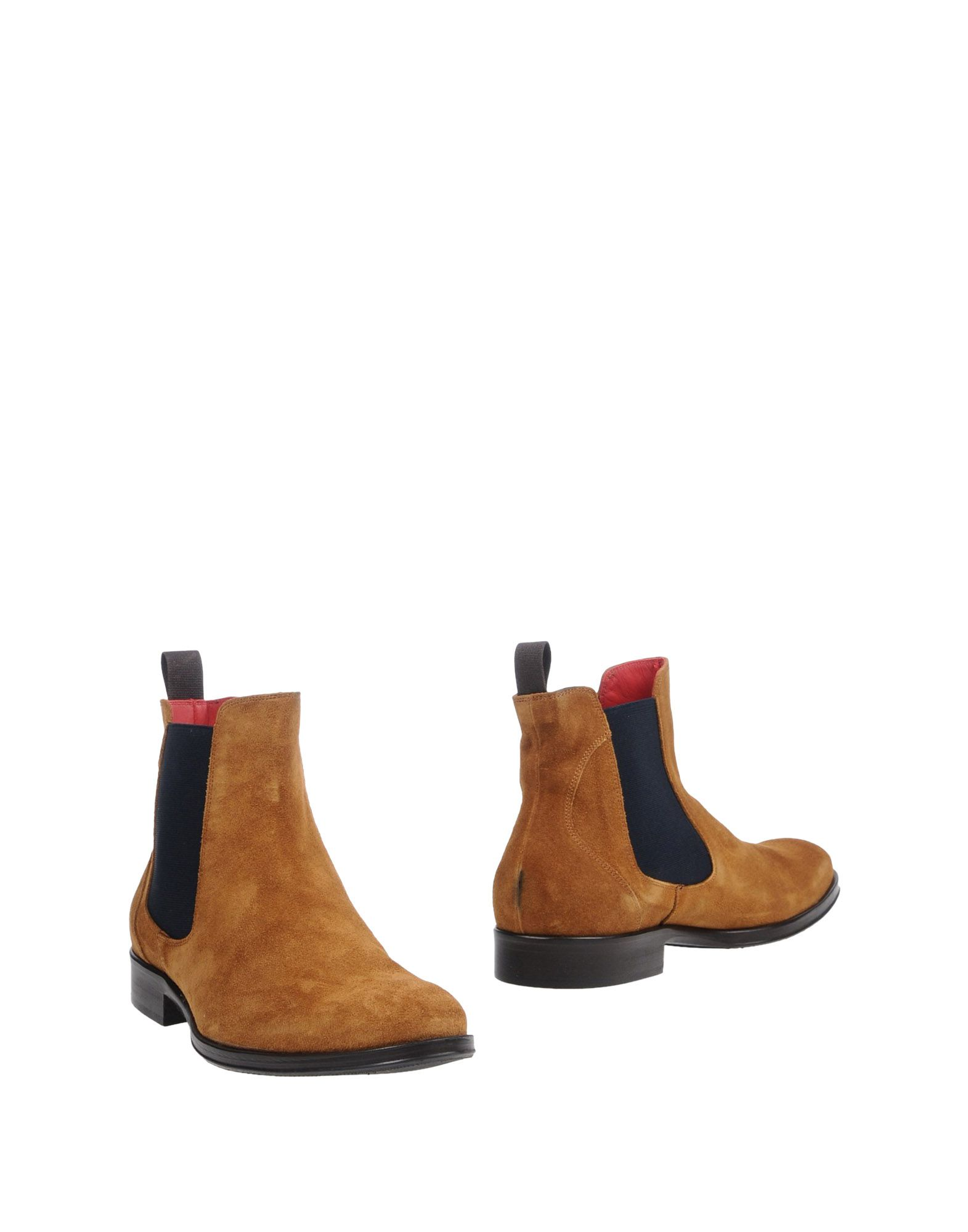 Bottine Gianfranco Lattanzi Homme - Bottines Gianfranco Lattanzi  Camel Nouvelles chaussures pour hommes et femmes, remise limitée dans le temps