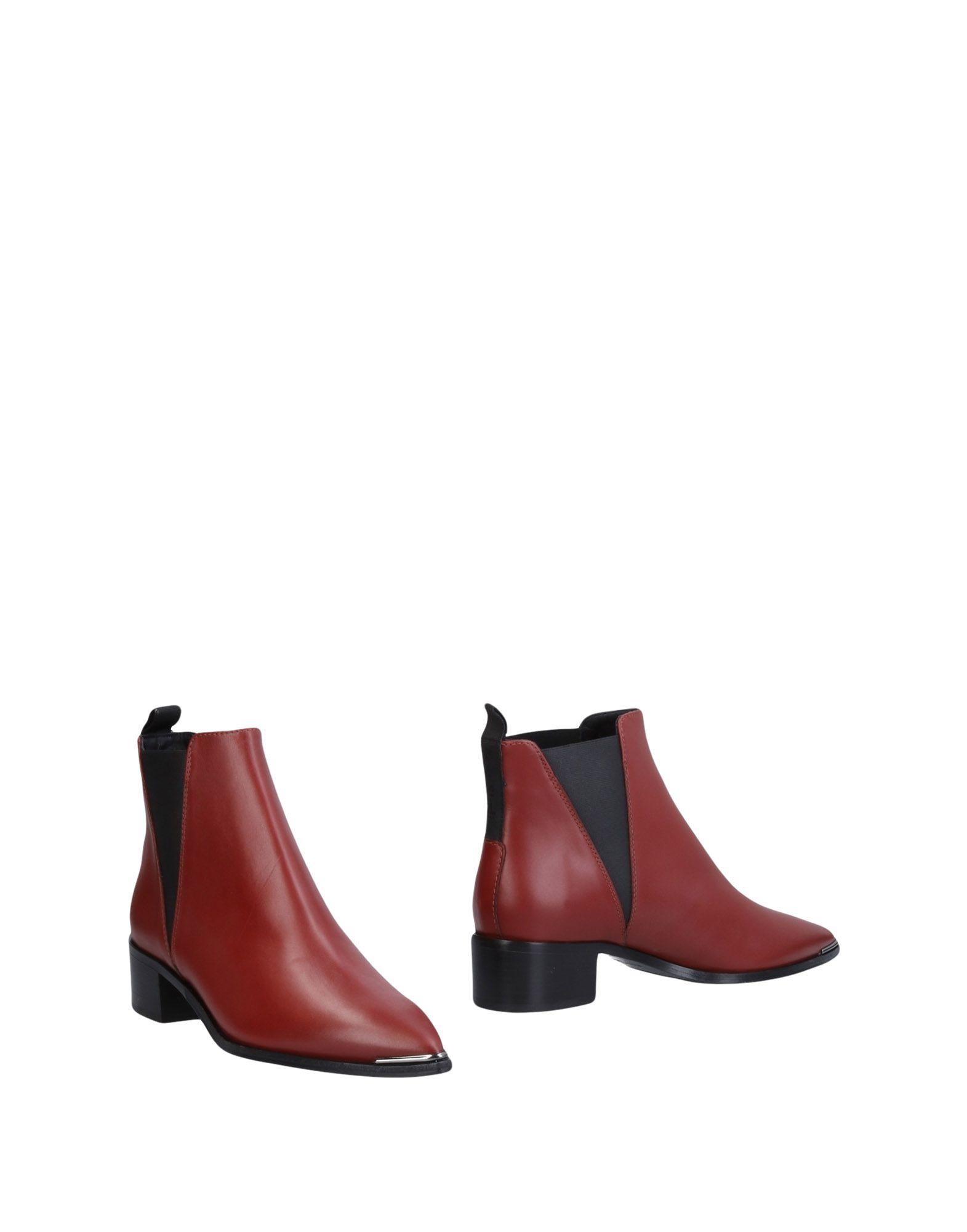 Rabatt Schuhe Acne Studios Chelsea Boots Damen  11453986GG