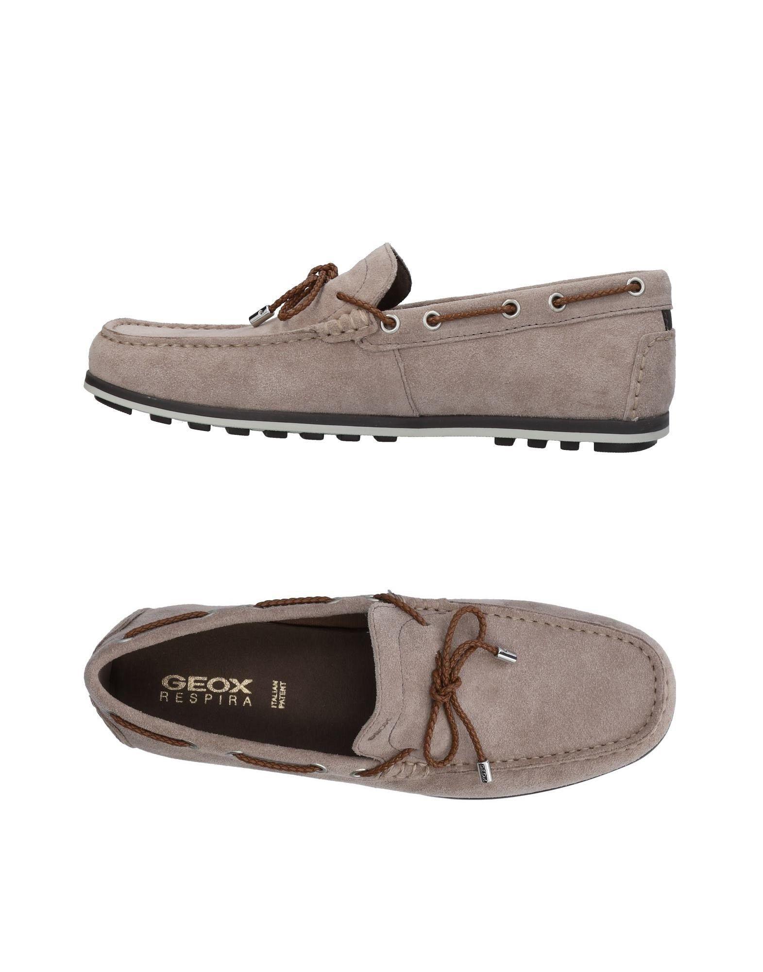 Geox Mokassins Herren  11454018FE Heiße Schuhe
